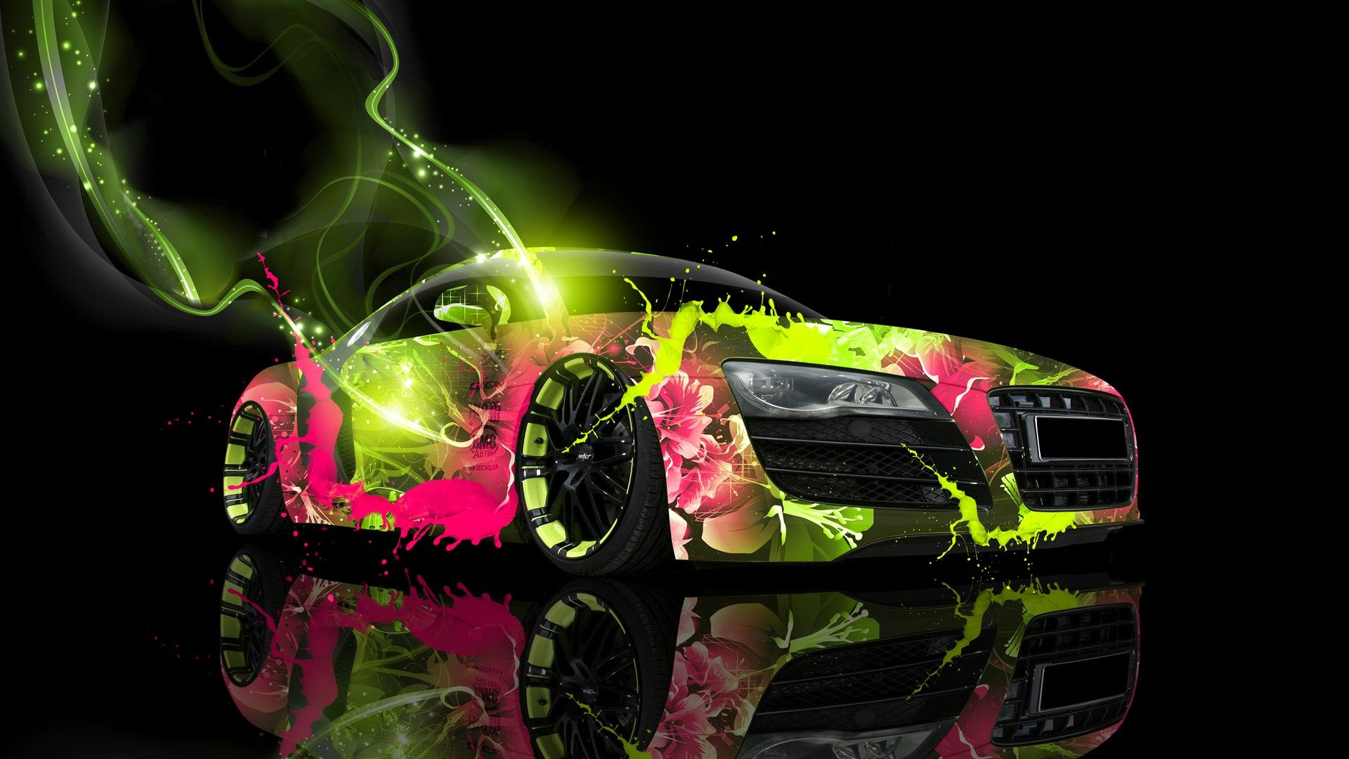 Abstract Car Wallpapers Wallpaperboat