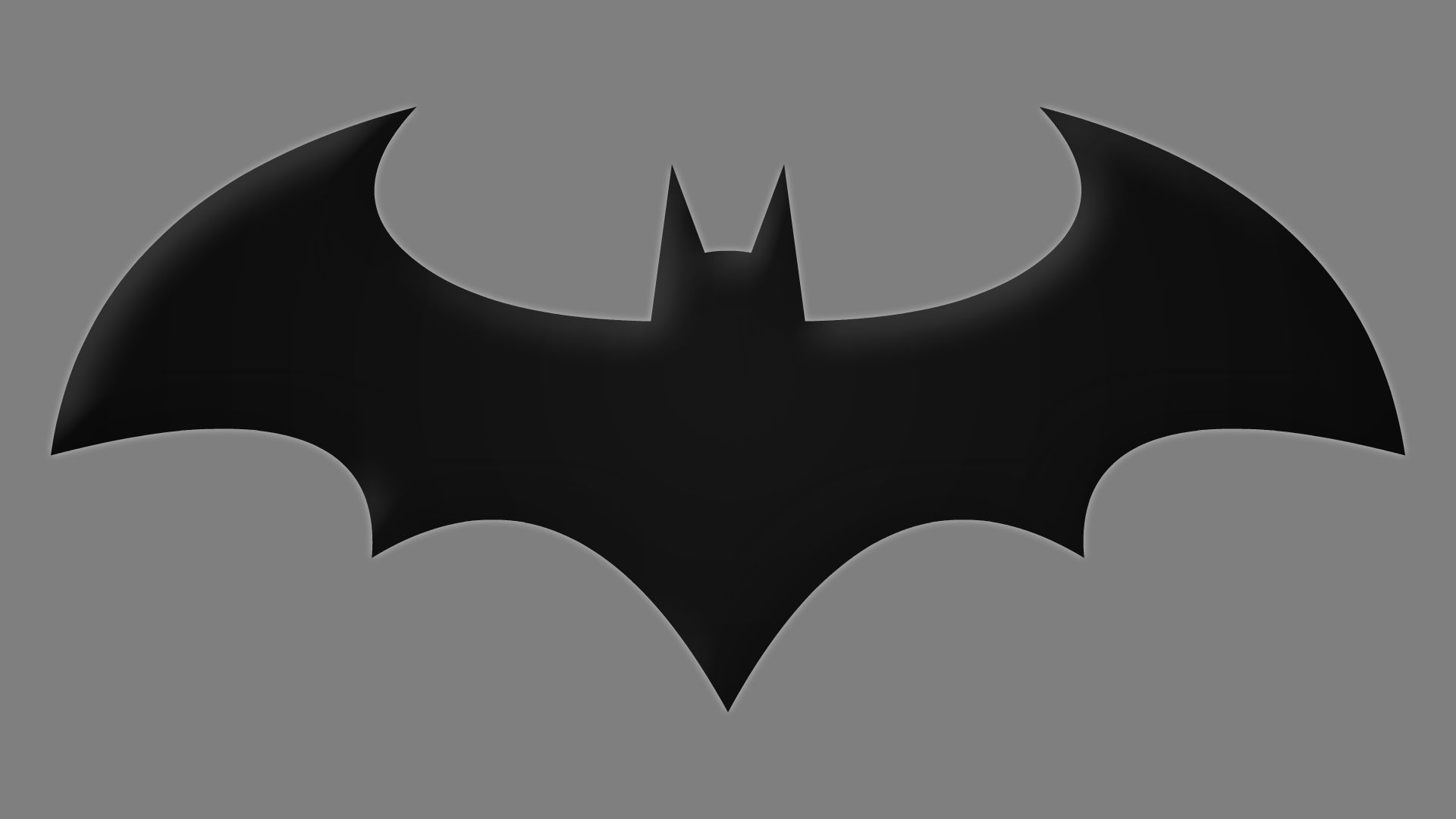 Batman Begins Logo Vector