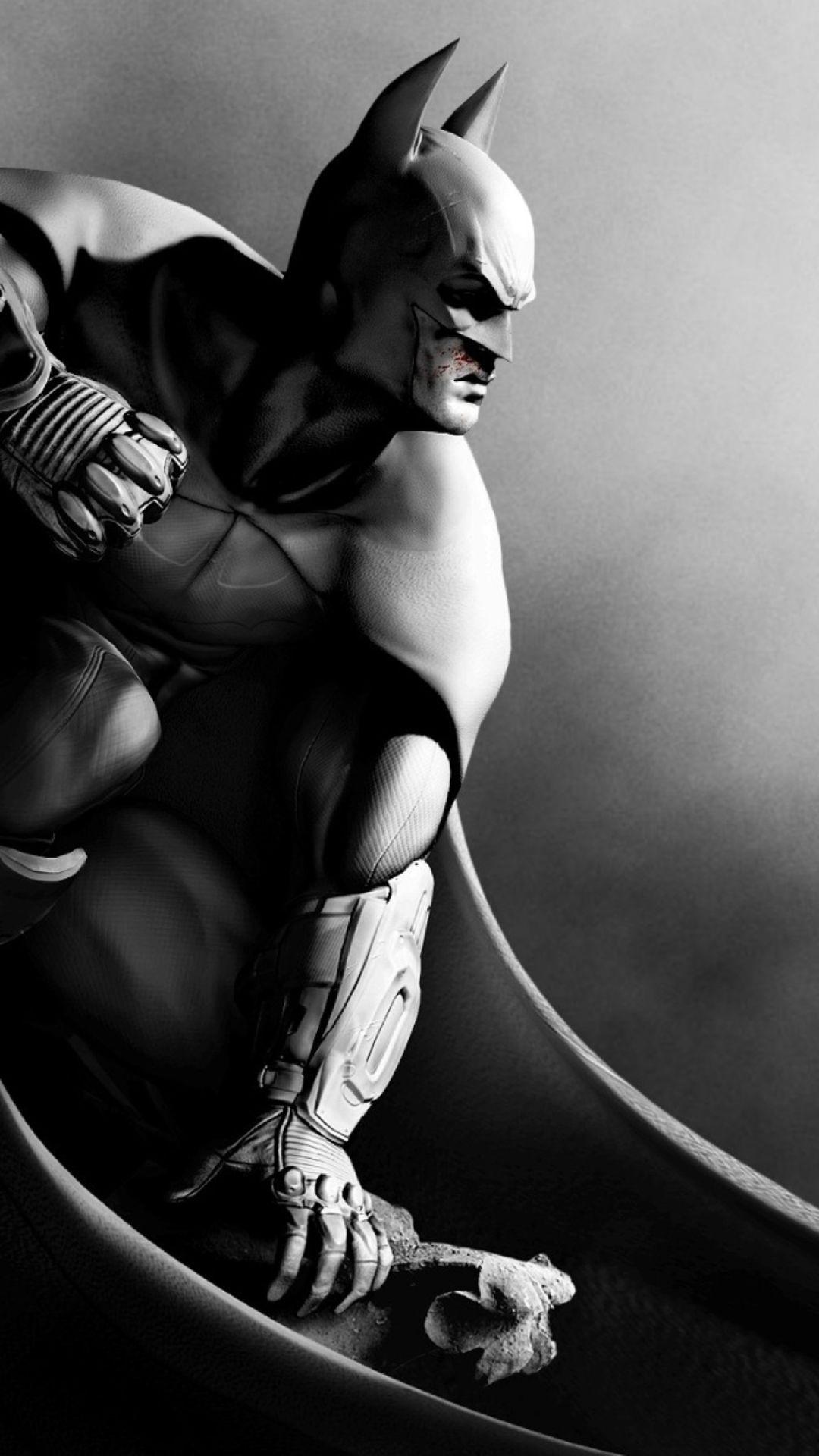 Batman D Art Wallpaper For Iphone Plus
