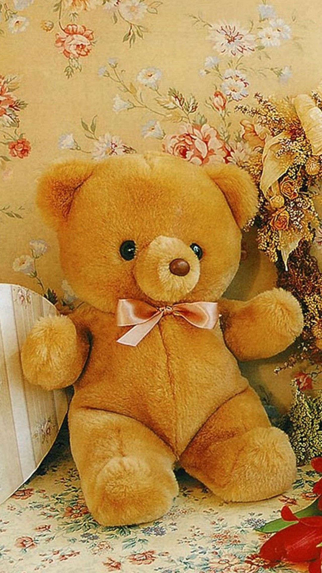 Big Teddy Bear Wallpaper For Android