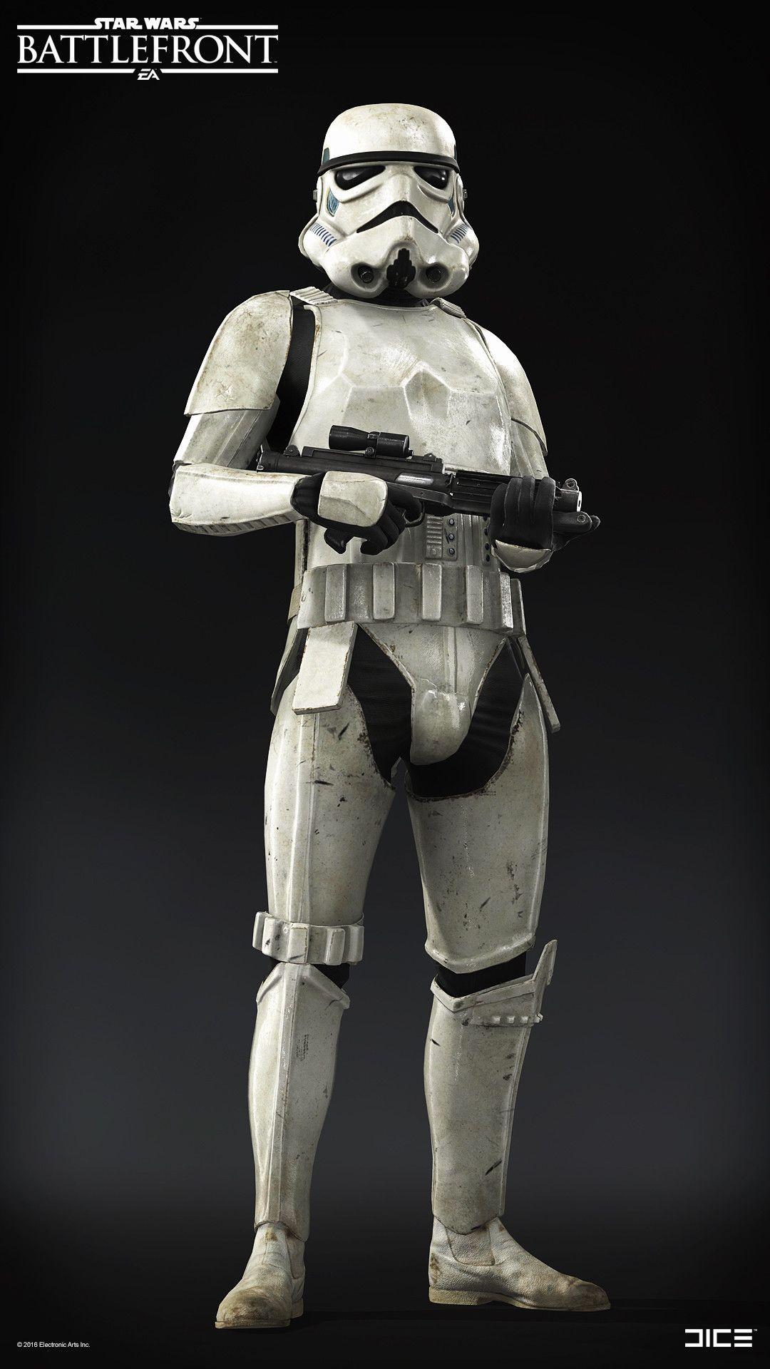 Bjrn Arvidsson Star Wars Battlefront Stormtrooper