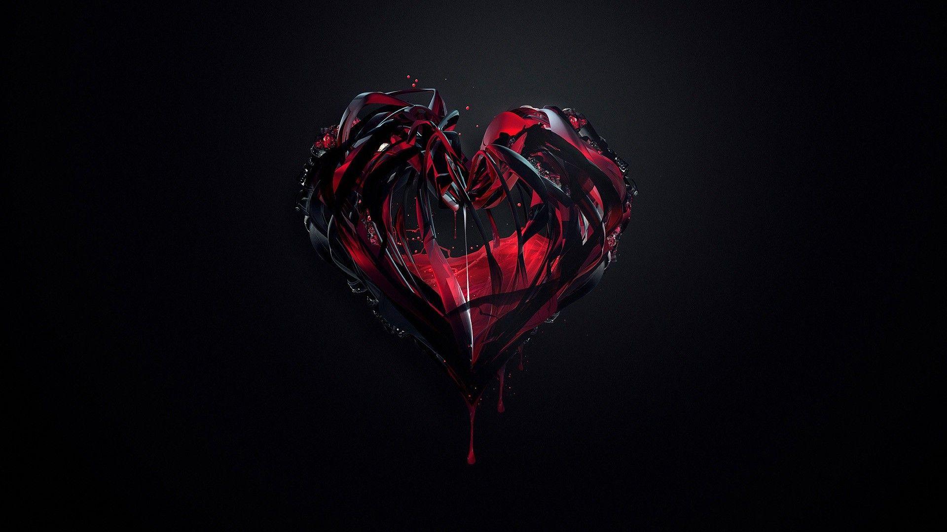 Black Heart Picture, Broken