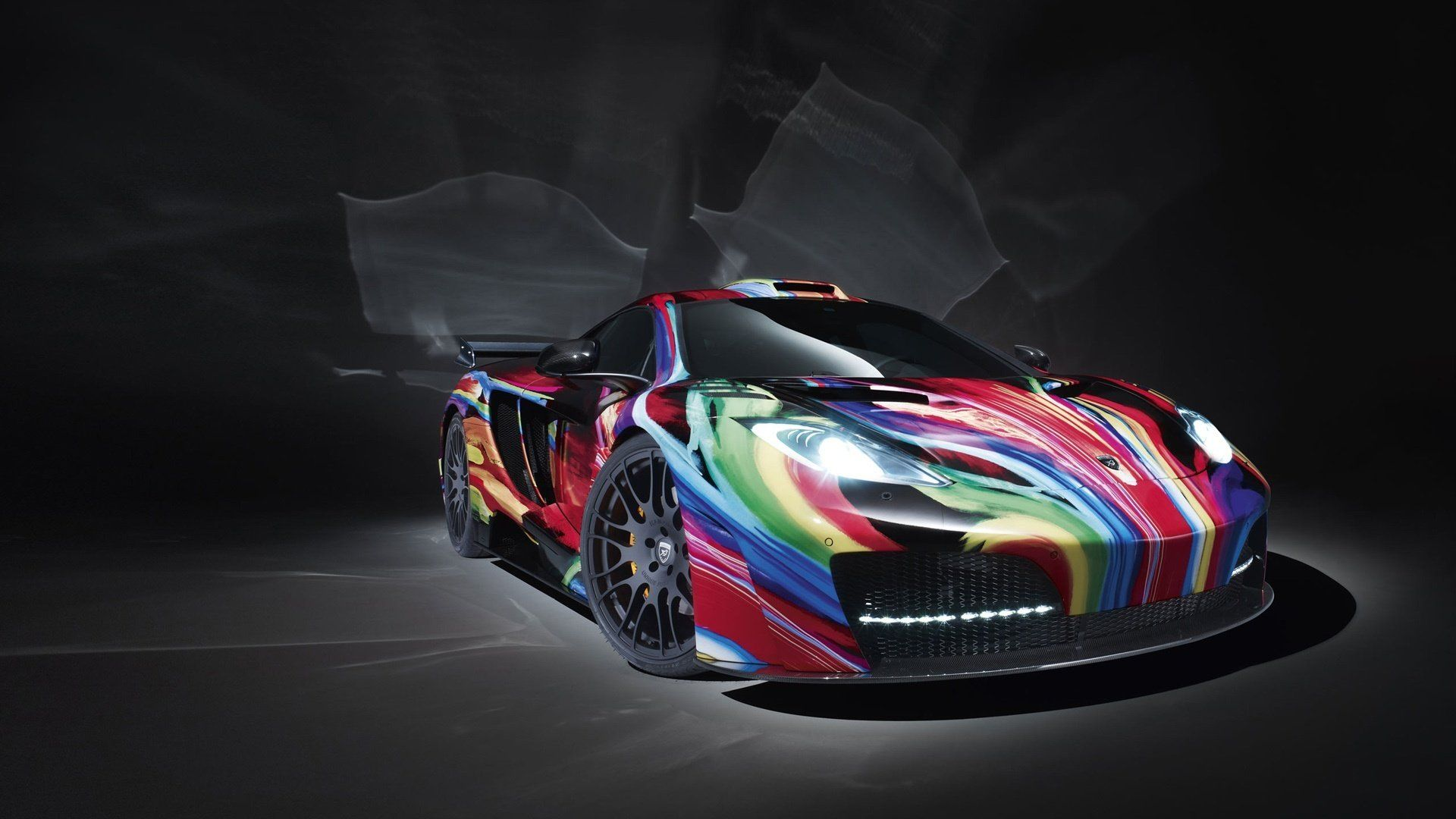 Bright Karinka For Cars, Art Car