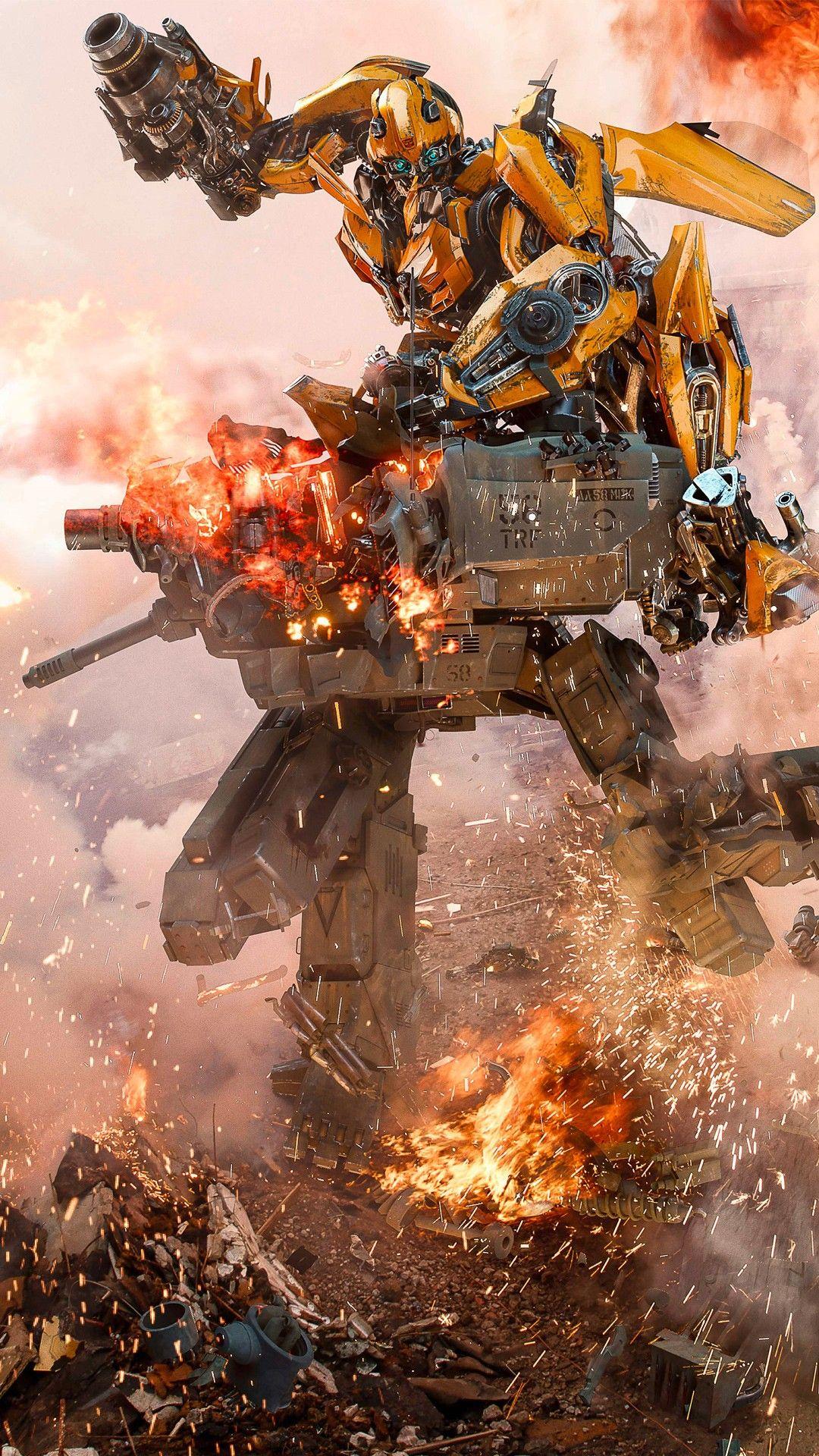 Bumblebee Transformers The Last Knight K Wallpaper