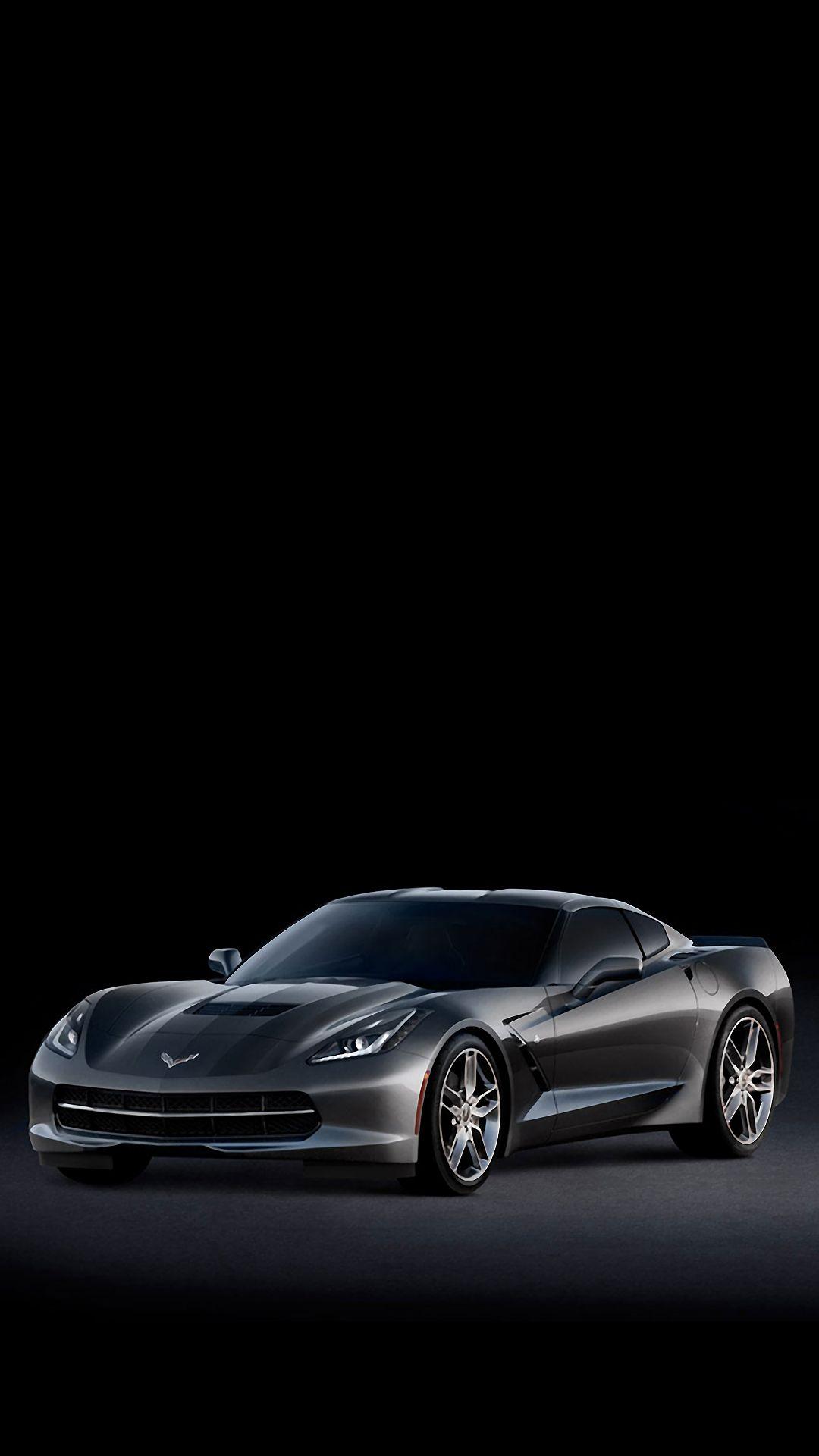 C Corvette Stingray Side Iphonesiphones Wallpaper