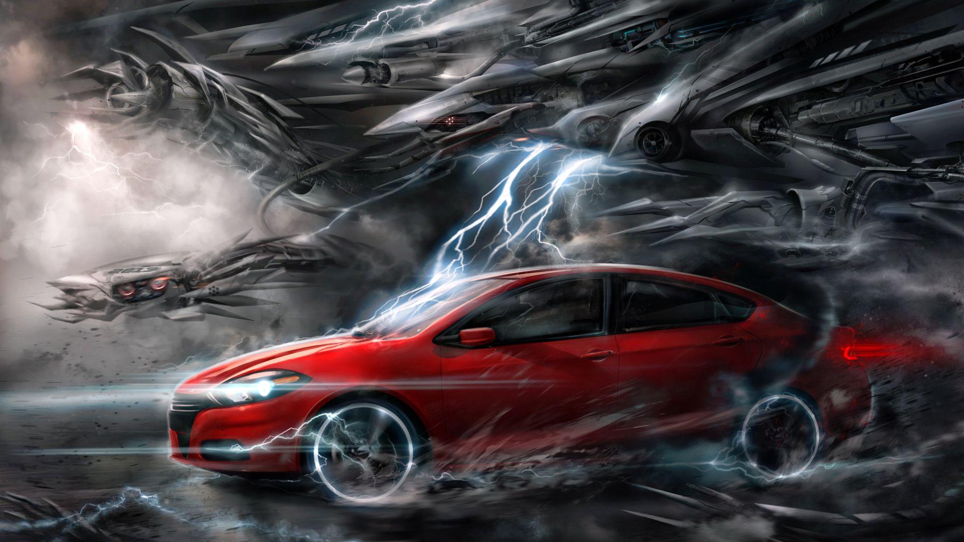 Car El Tony Wallpaper