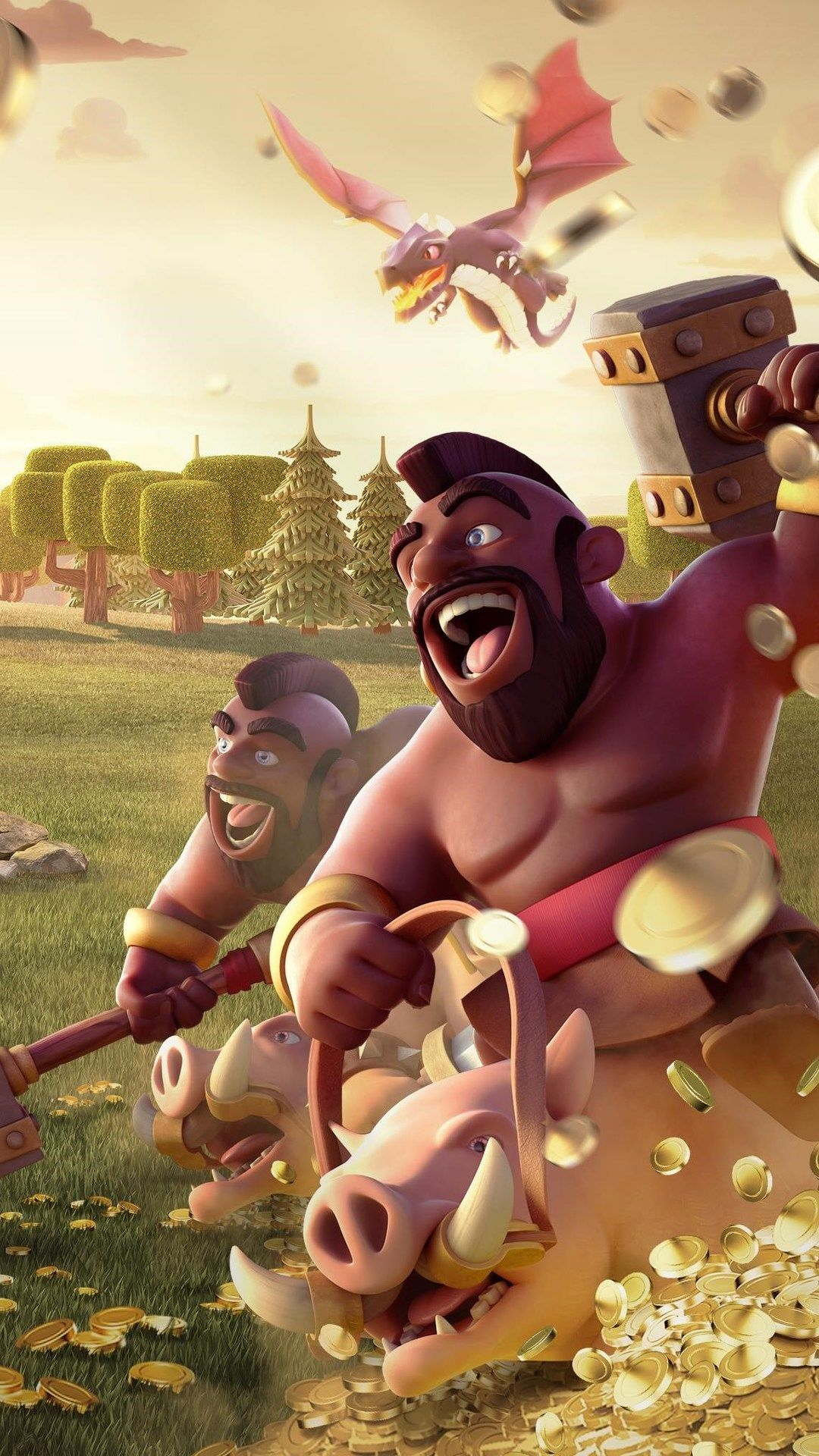 Clash Of Clans Wallpaper Iphone