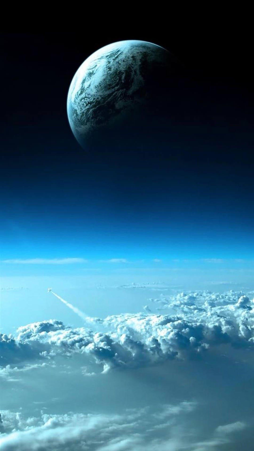 Collection Of Space Wallpapers For Iphone And Iphone Plus