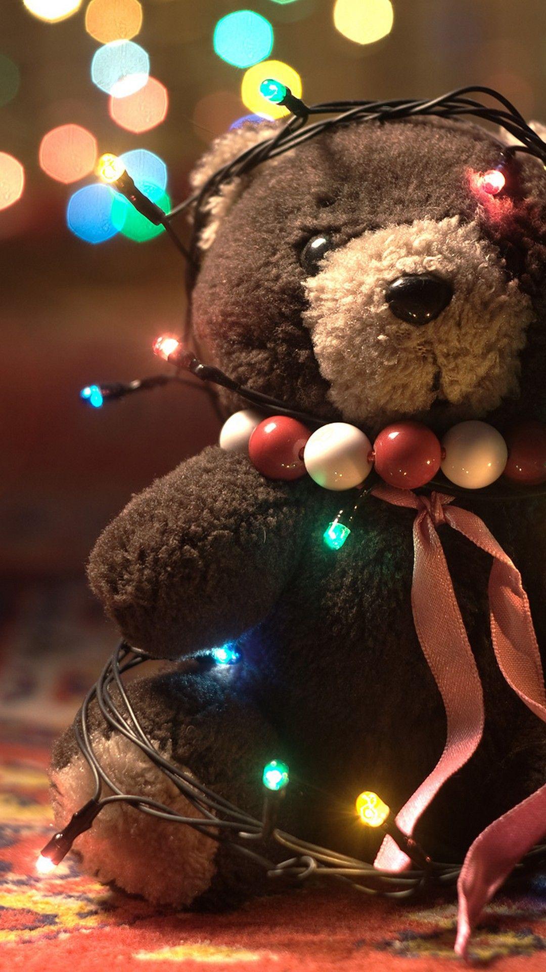 Cute Teddy Bear Wallpaper For Iphone