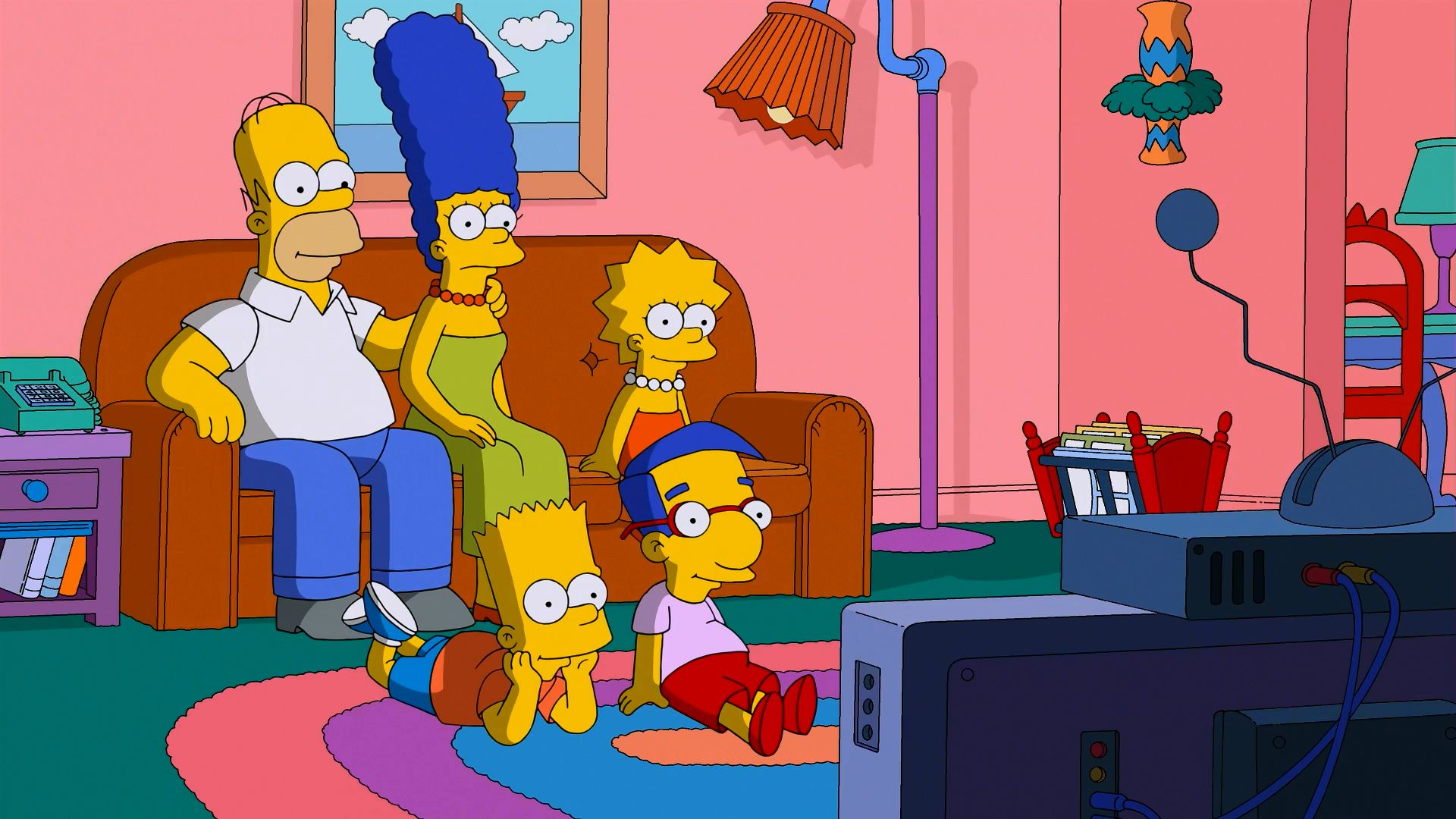 Depression Wallpaper Simpsons