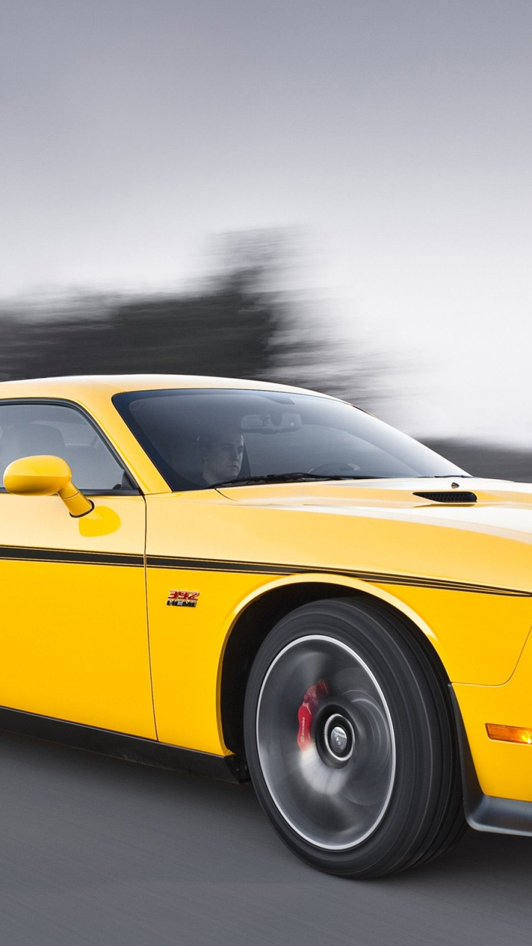 Dodge Challenger Yellow Jacket Iphone Plus Wallpaper Star Auto