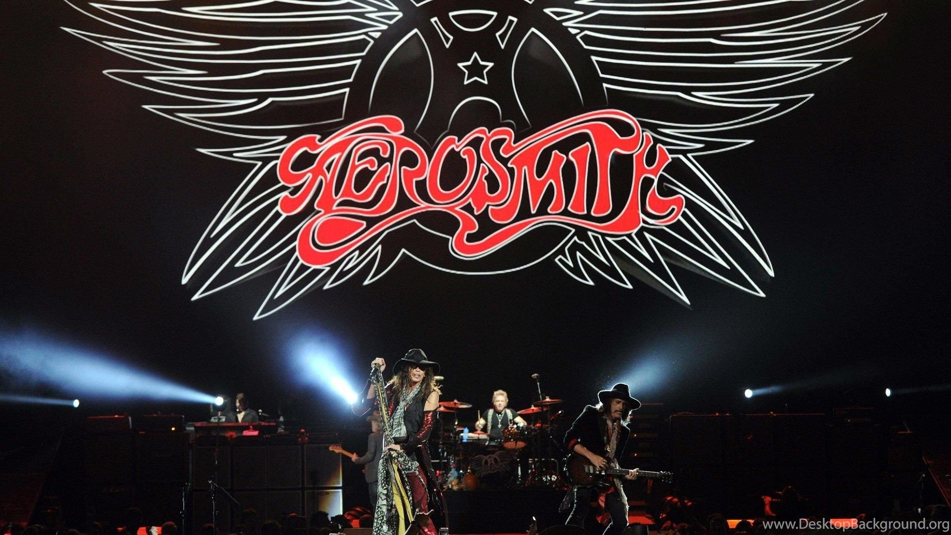 Download Aerosmith Hard Rock Glam Heavy Metal Glam Concert Wallpapers