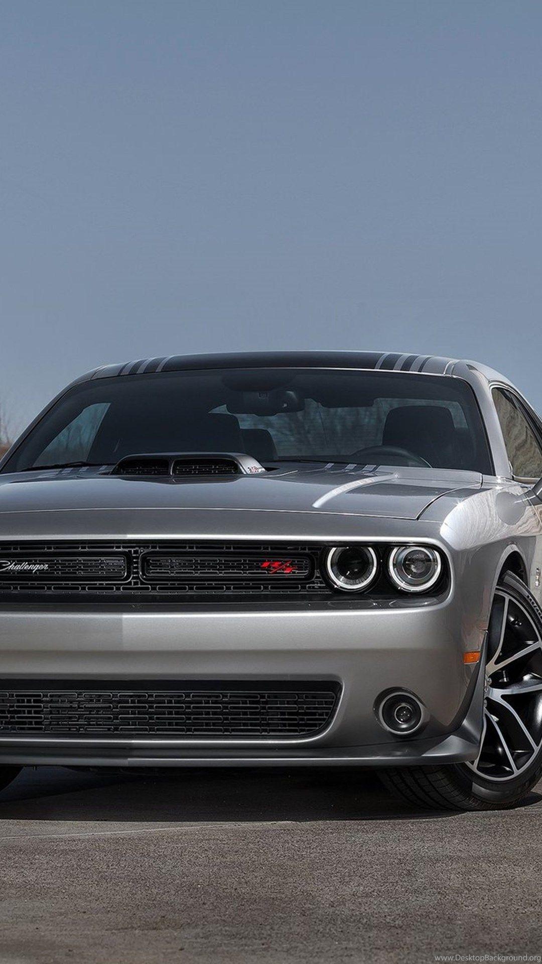 Download Dodge Challenger Muscle Car Wallpapers Wallpaper