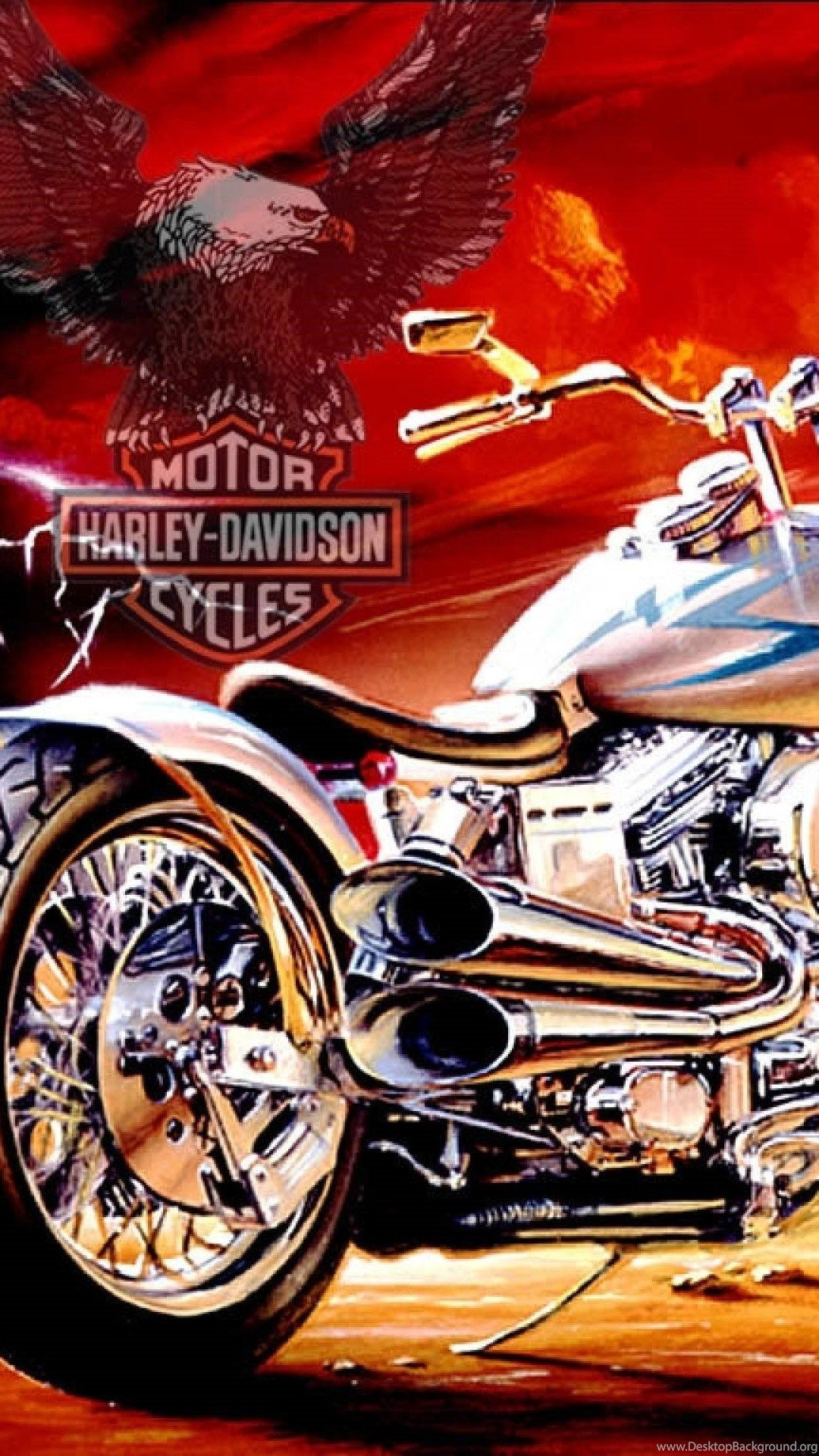 Download Free Harley Davidson Wallpapers Wallpapers Cave Mobile, Android