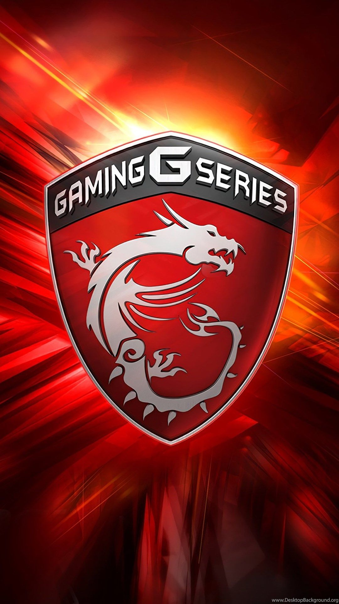 Download Msi Dragon Logo Gaming G Series Wallpapers
