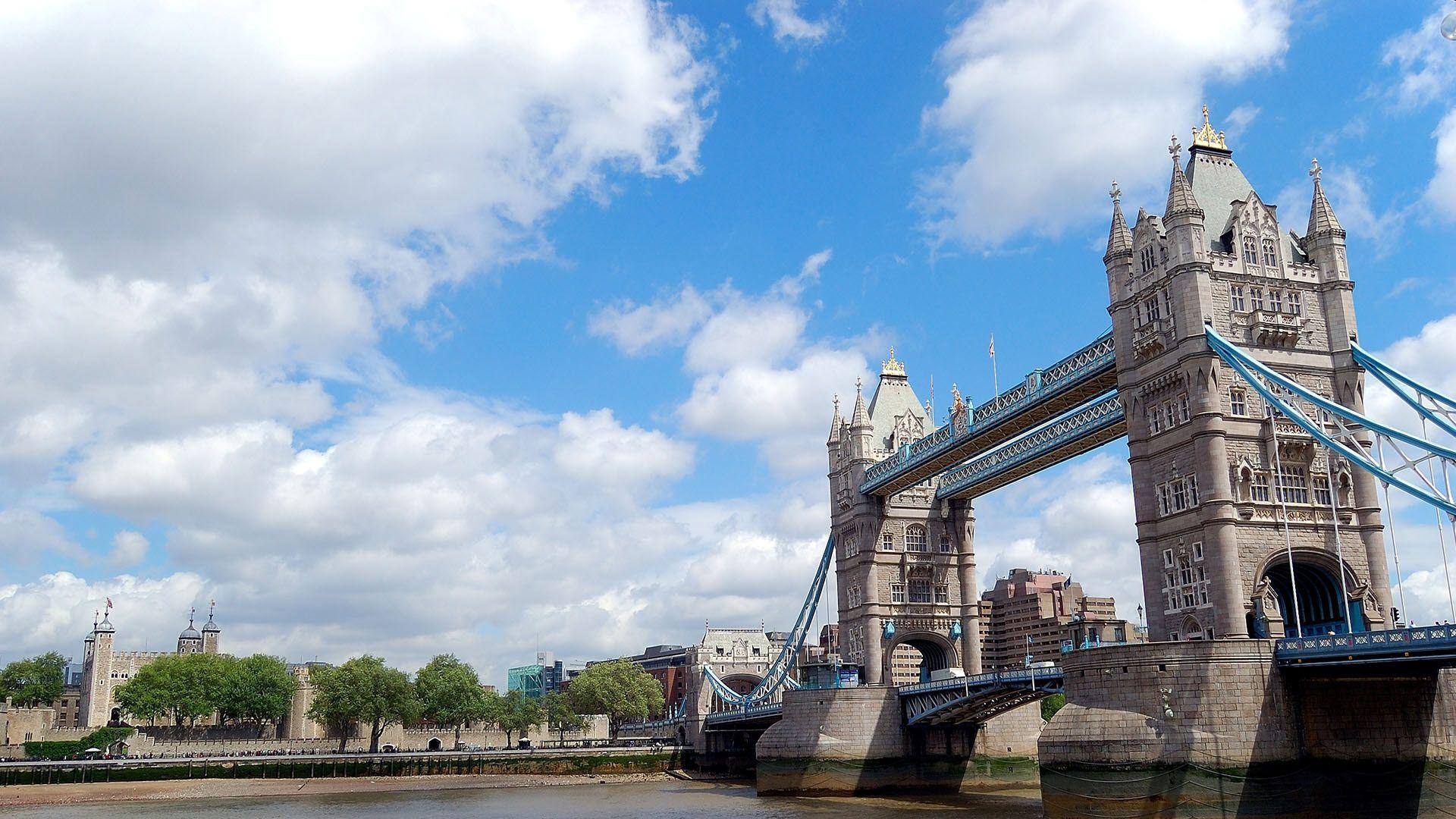 Download Tower Bridge London Hd Desktop Backgrounds, Photos In Hd