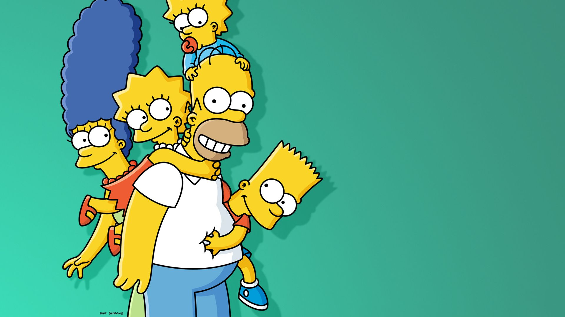Download Wallpaper The Simpsons, The Simpsons, Homer Simpson, It In The Resolution