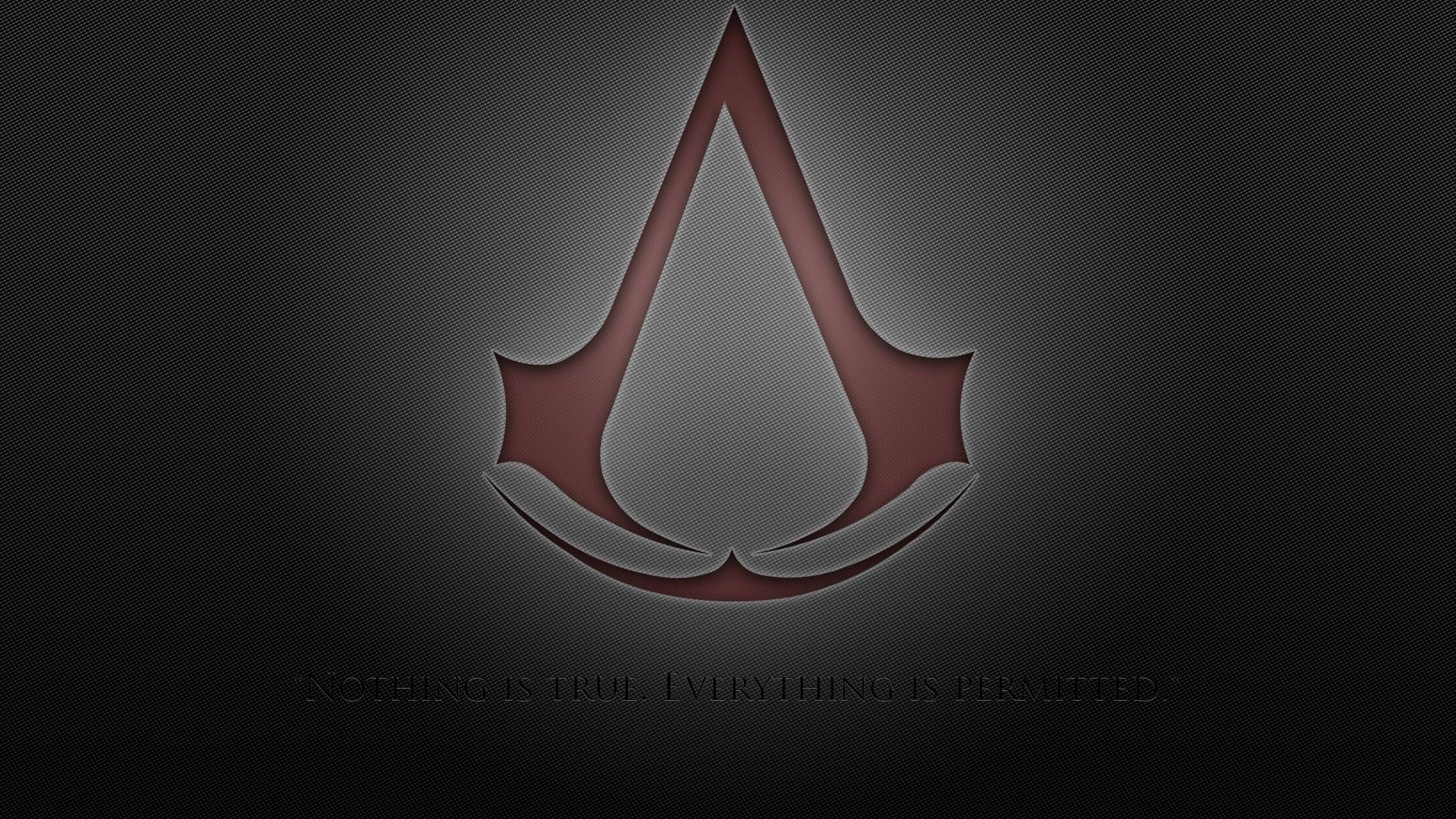 Downloadassassins Creed, Assassins Symbol, Red, Background