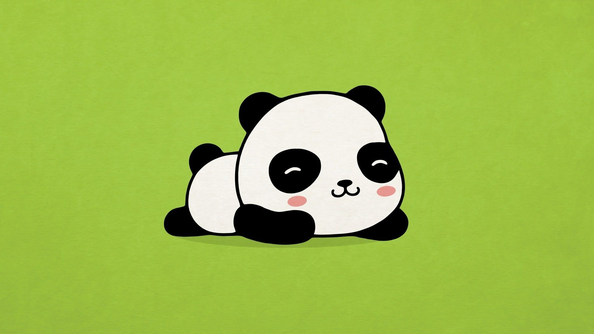 Drawn Wallpapers Panda