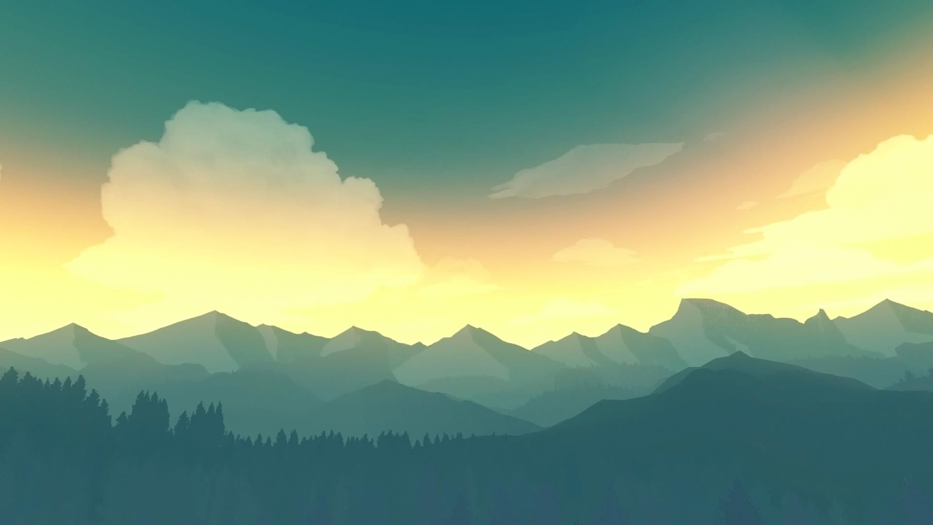 Firewatch Pictures, Background