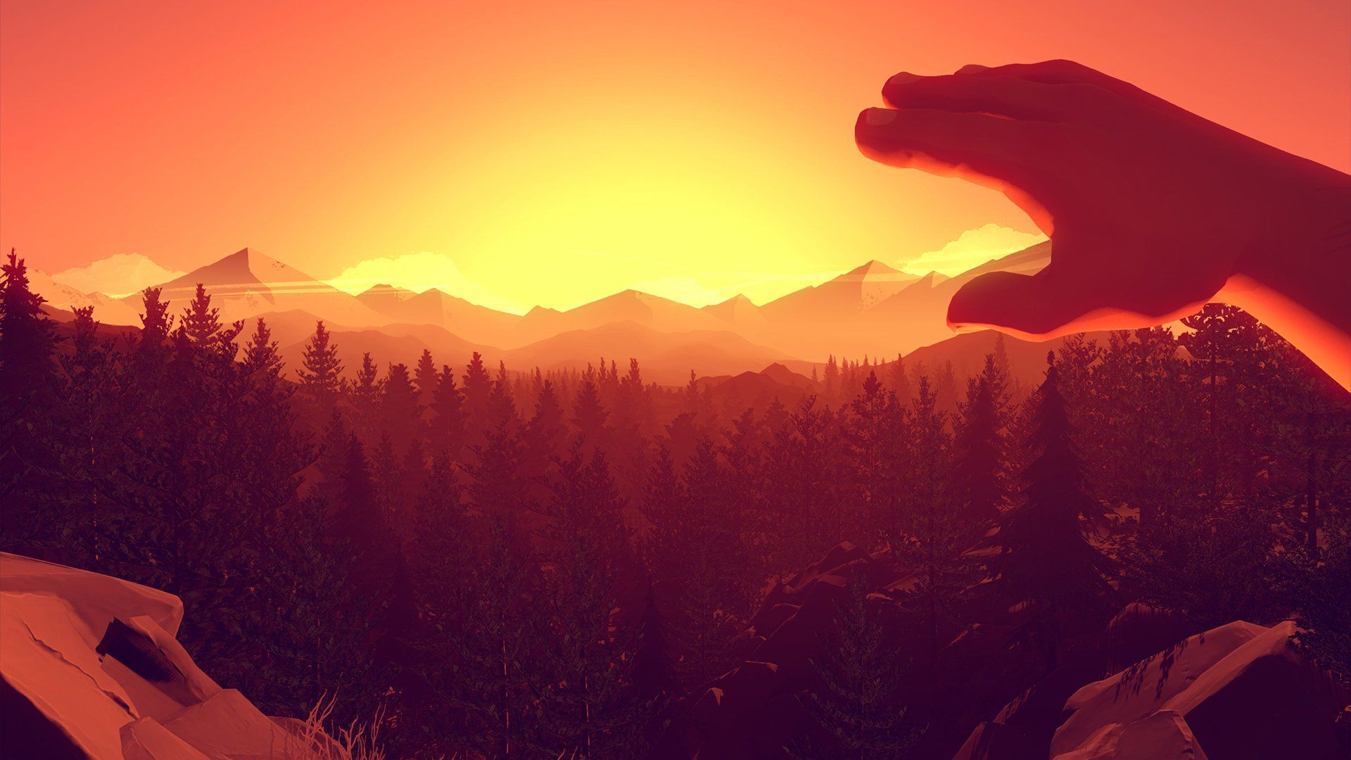 Firewatch Wallpapers