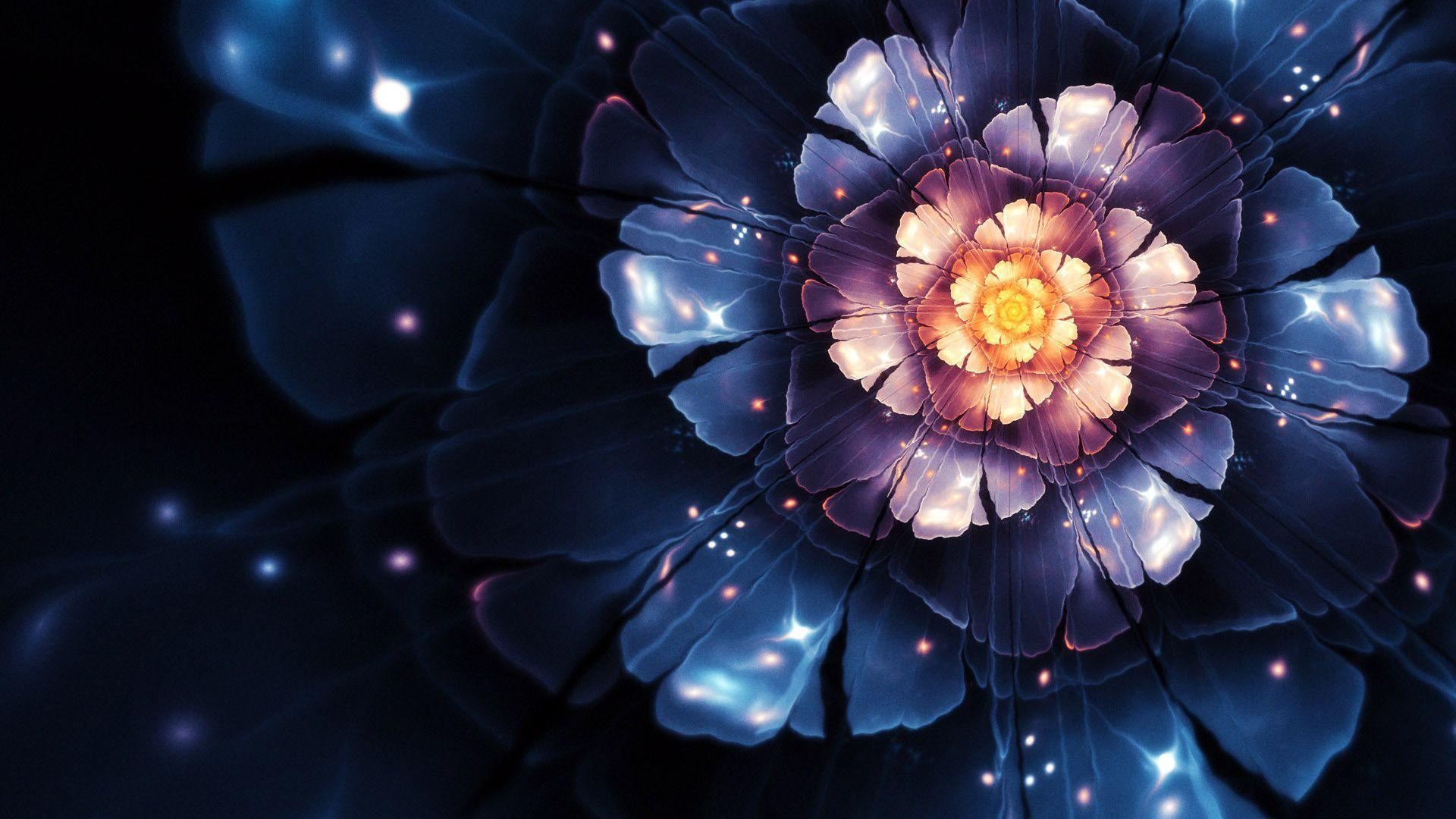 Fractal Flowers, Fabulous Flowers