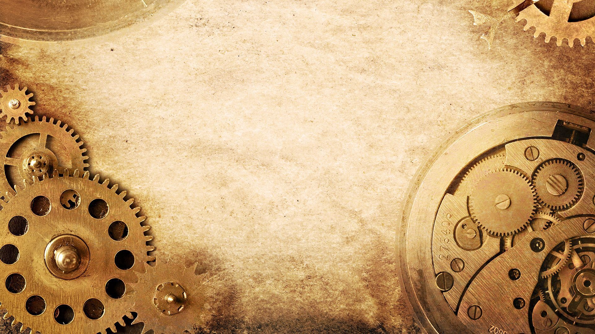 Free Download Of Original Technologies Of Gear Clockwork Watch Stimp