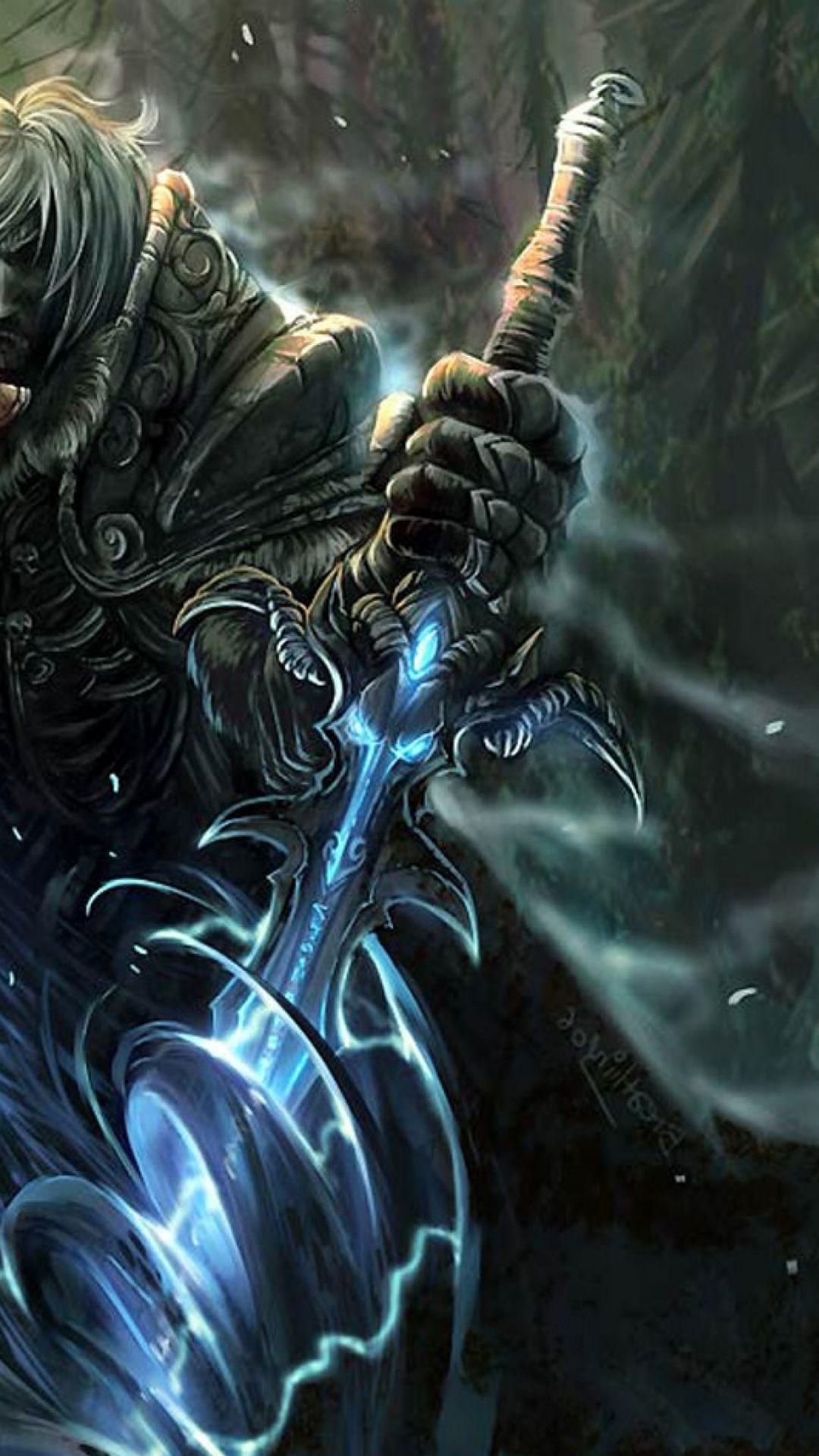 Free World Of Warcraft Wallpaper K For Smartphone