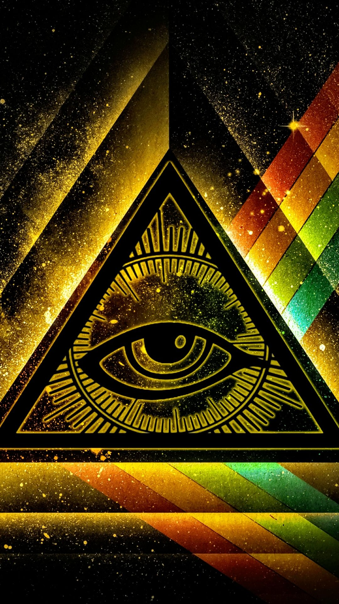 19 All Seeing Eye iPhone Wallpapers - WallpaperBoat