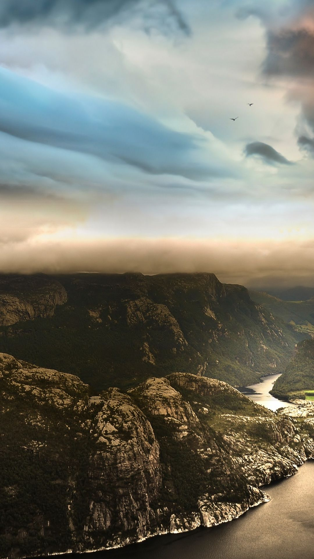 Freewindows Wallpaper Mountains For Smartphone