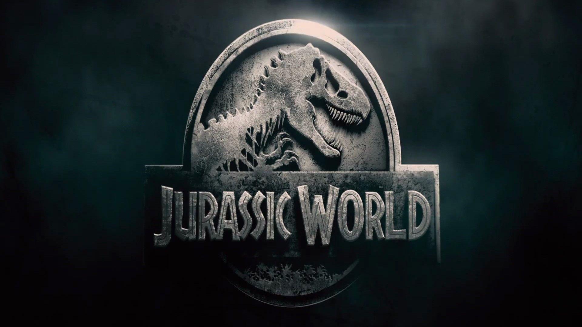 Full Hd Wallpaper Jurassic World Logo Background, Desktop Backgrounds Hd