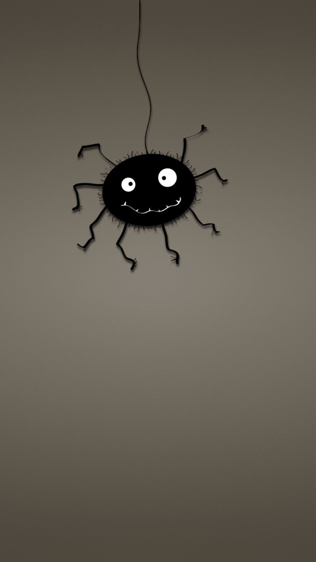 Funny Spider Wallpaper For