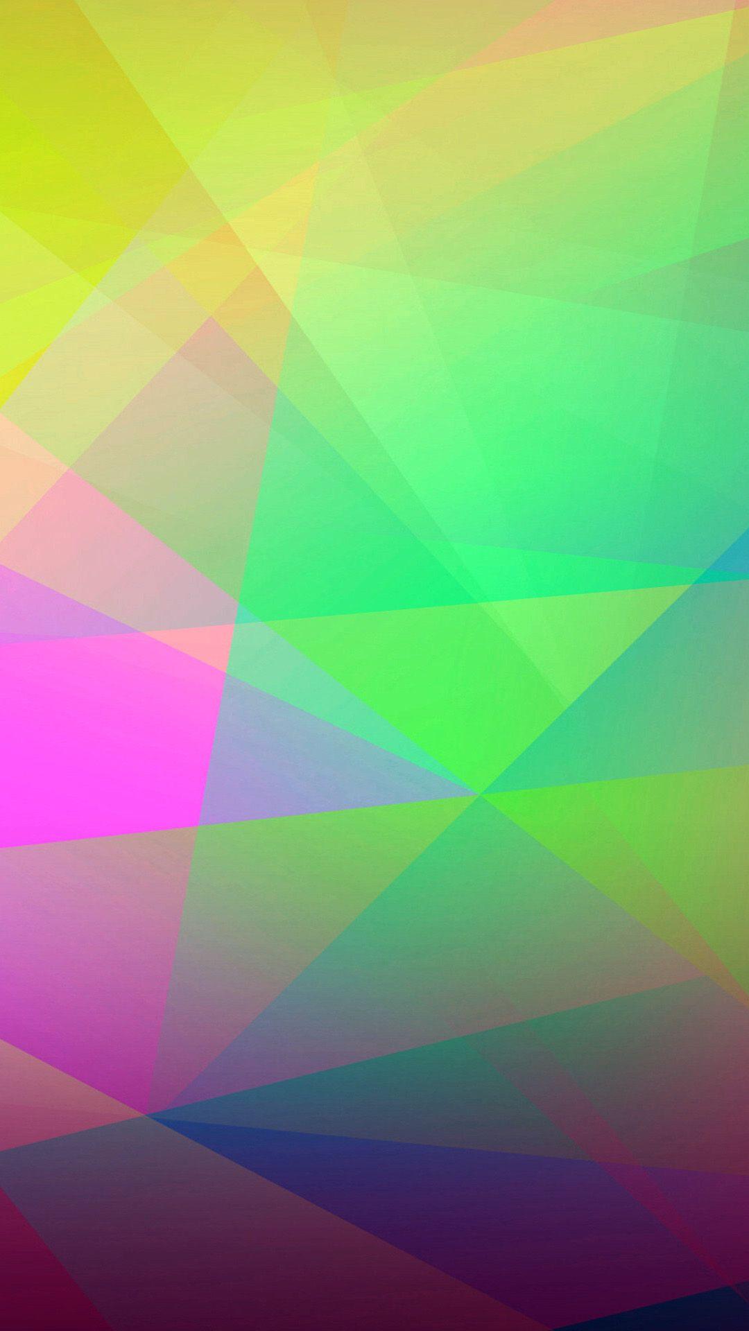 Geometric Artistic Color Mosaic Reformer Line Colorful Pattern Wallpaper Hi