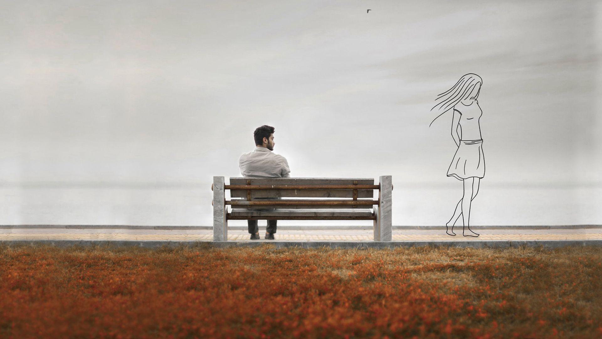Goodfoncom Free Wallpapers, Download Girl, Memories, Silhouette, Guy