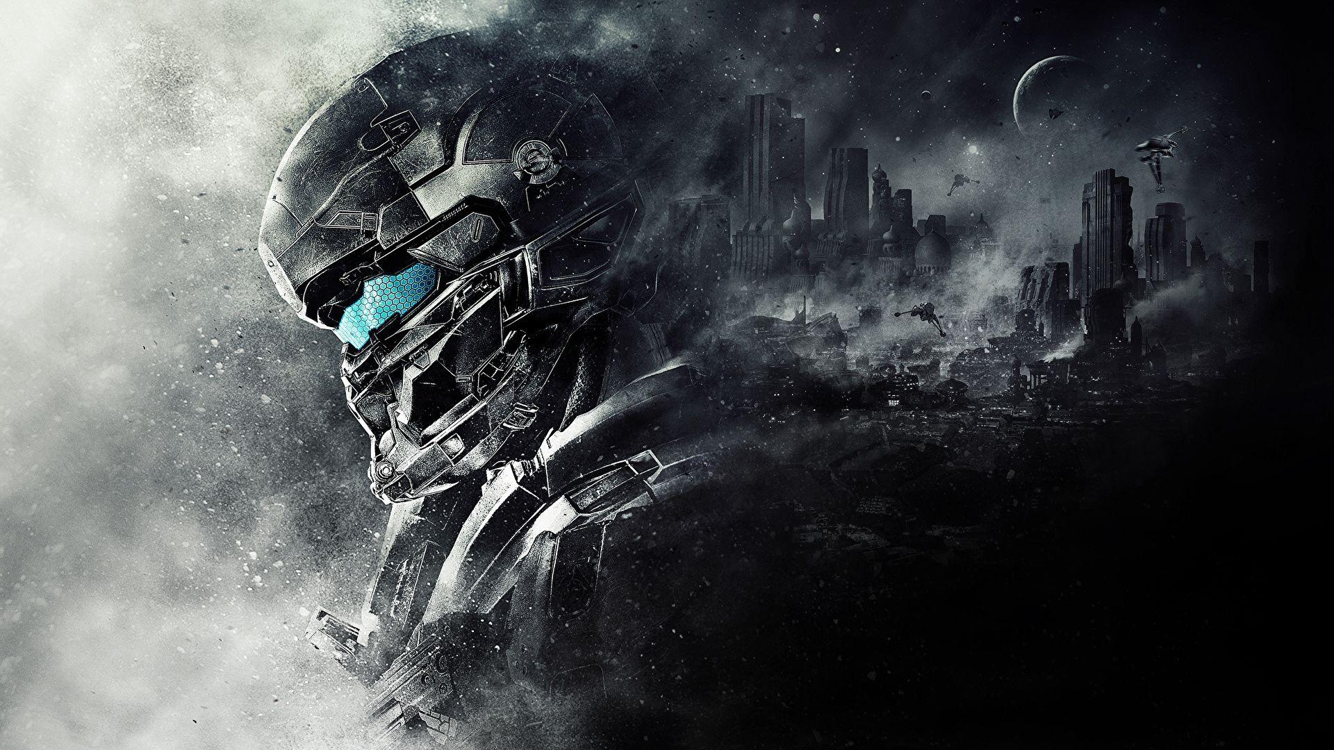 Halo Halo Guardians Industries Microsoft Helmet Games Fantasy Photo