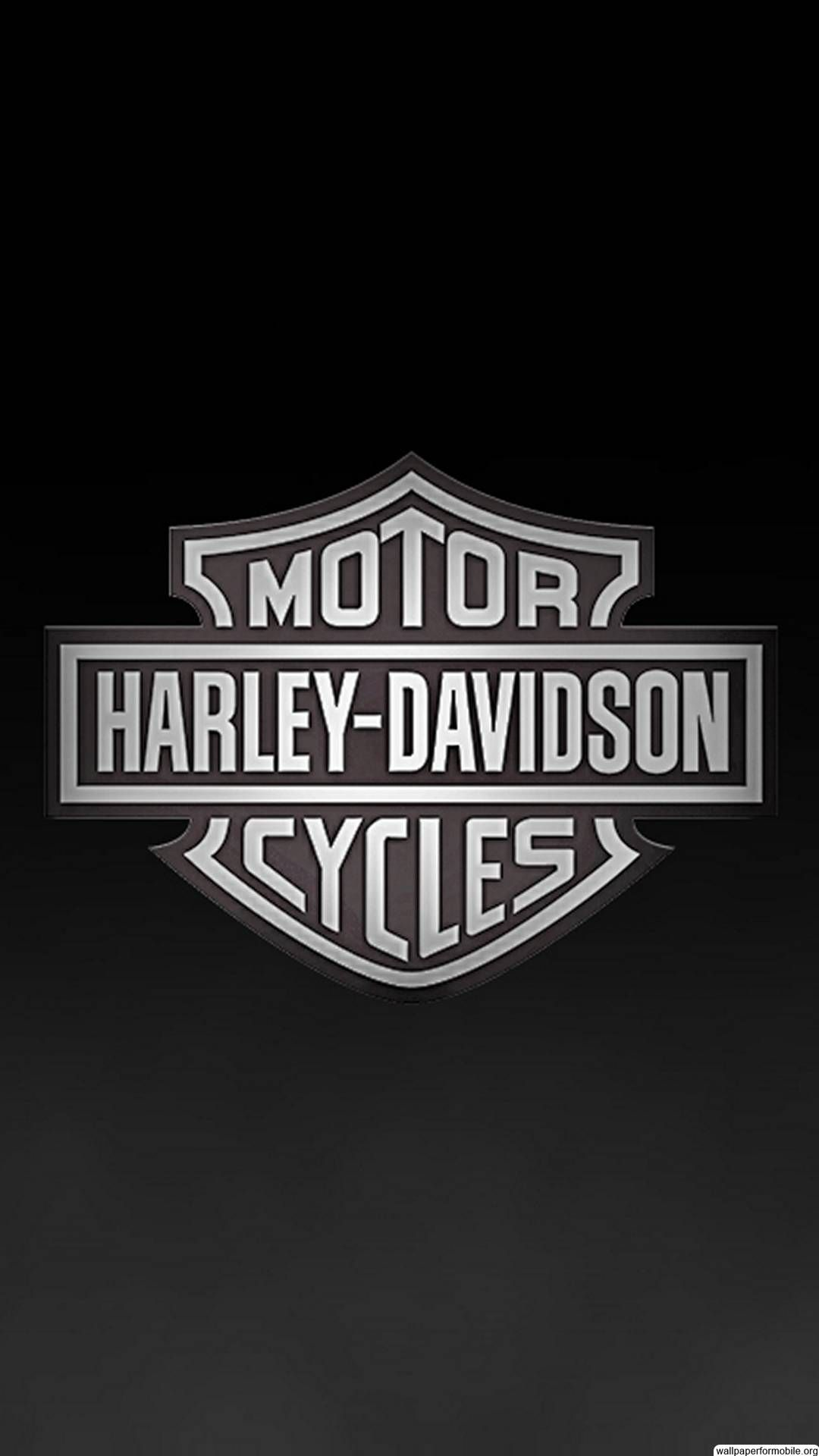 Harley Davidson Logo Hd Wallpapers