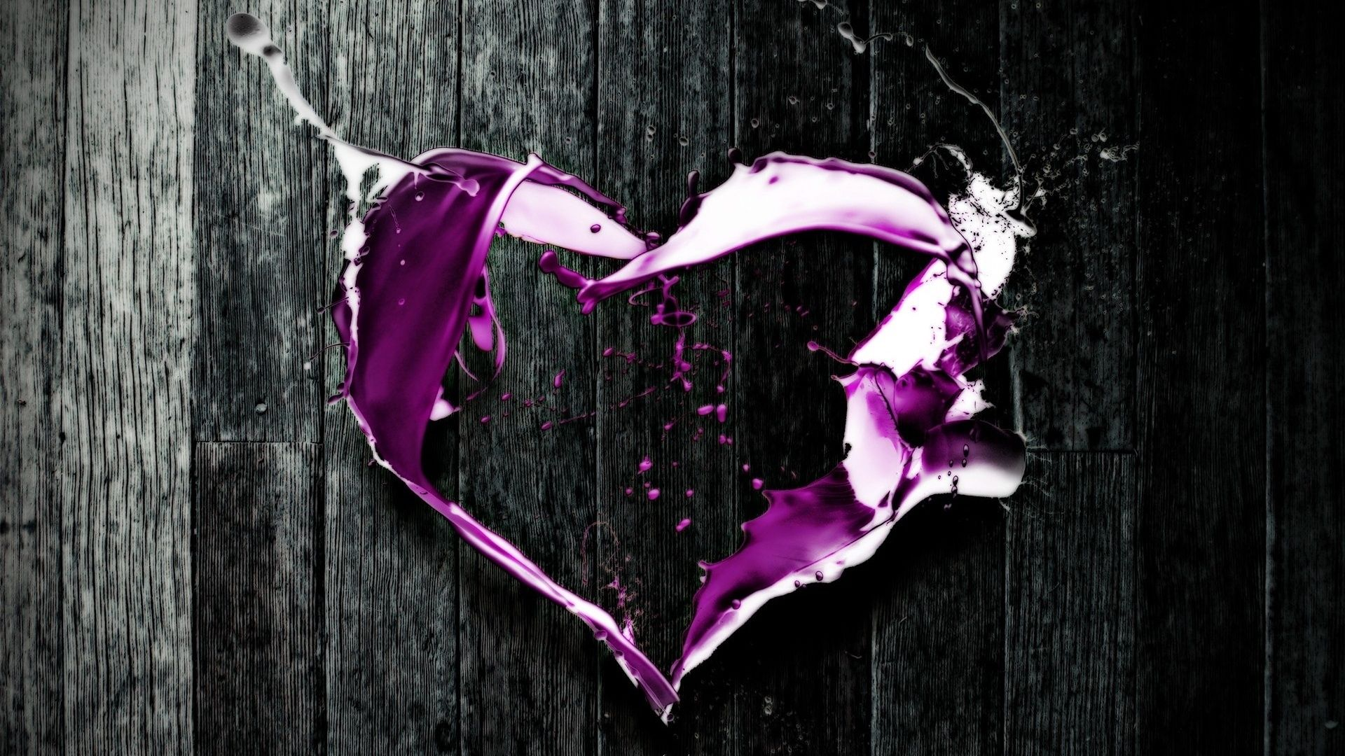 Heart, Abstract, Beautiful Pictures On The Avu Hearts
