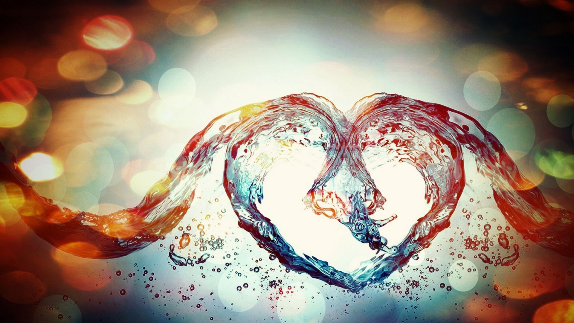 Heart Of Water The Pictures