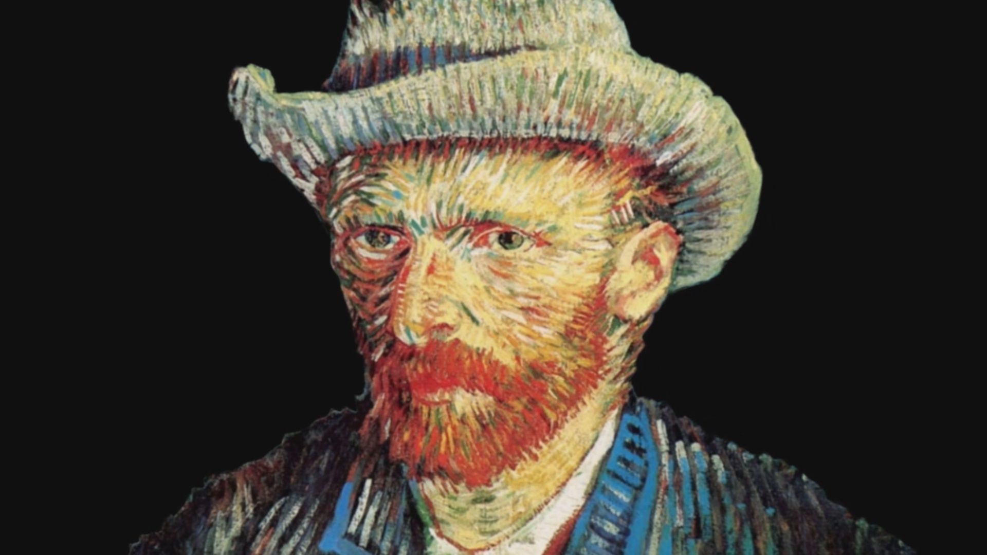 Hopefully Can Dive Into The Imagination Of Vincent Van Gogh Javierana Utvr