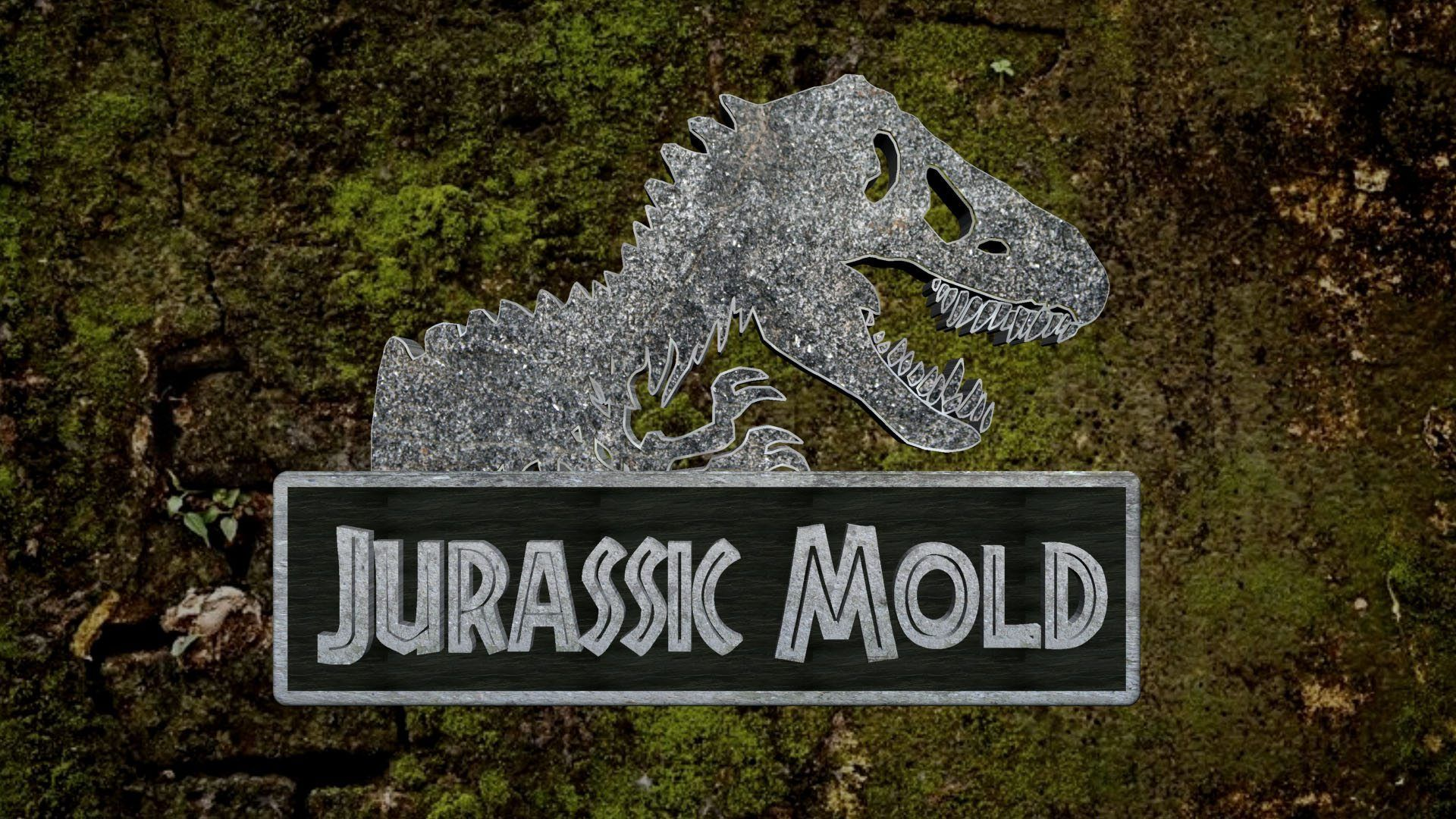 How To Recreate Famous Movie Titles Jurassic Park