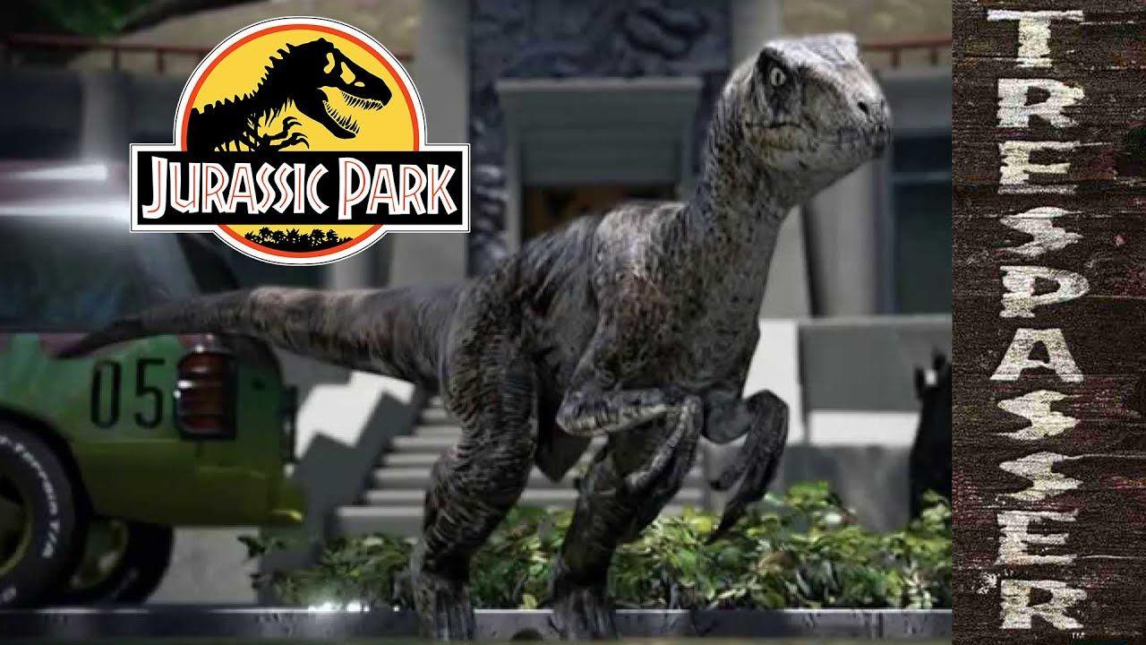 Ideas For A Possible Jurassic Park Trespasser Remake