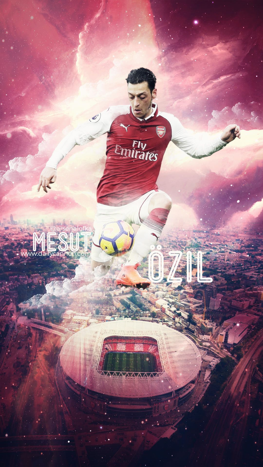 Mesut Ozil Iphone Wallpapers Wallpaperboat