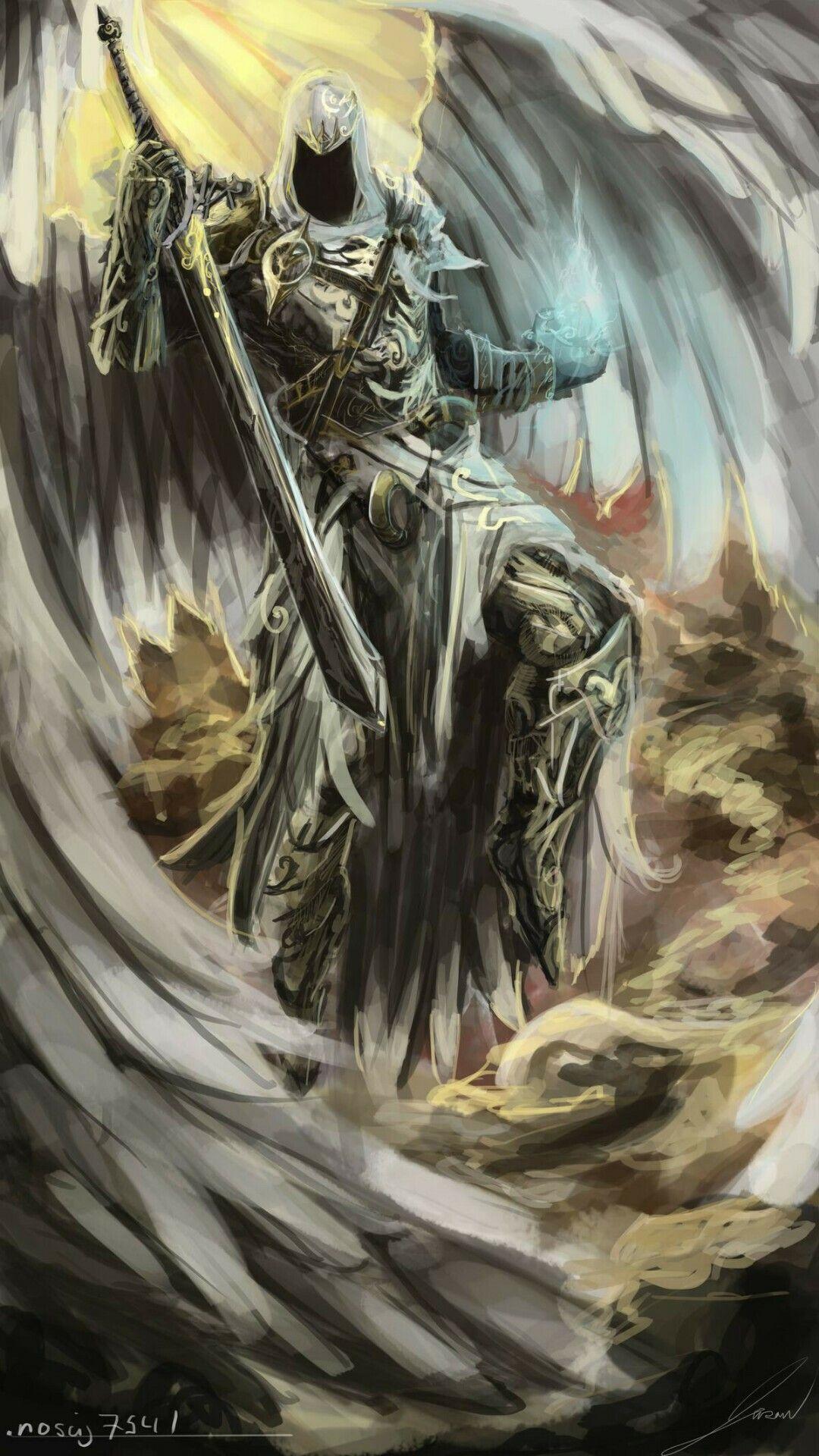 Judgement, Punishment, Damnation Rycerze, Anioy I Demony, Mitologiczne Ist