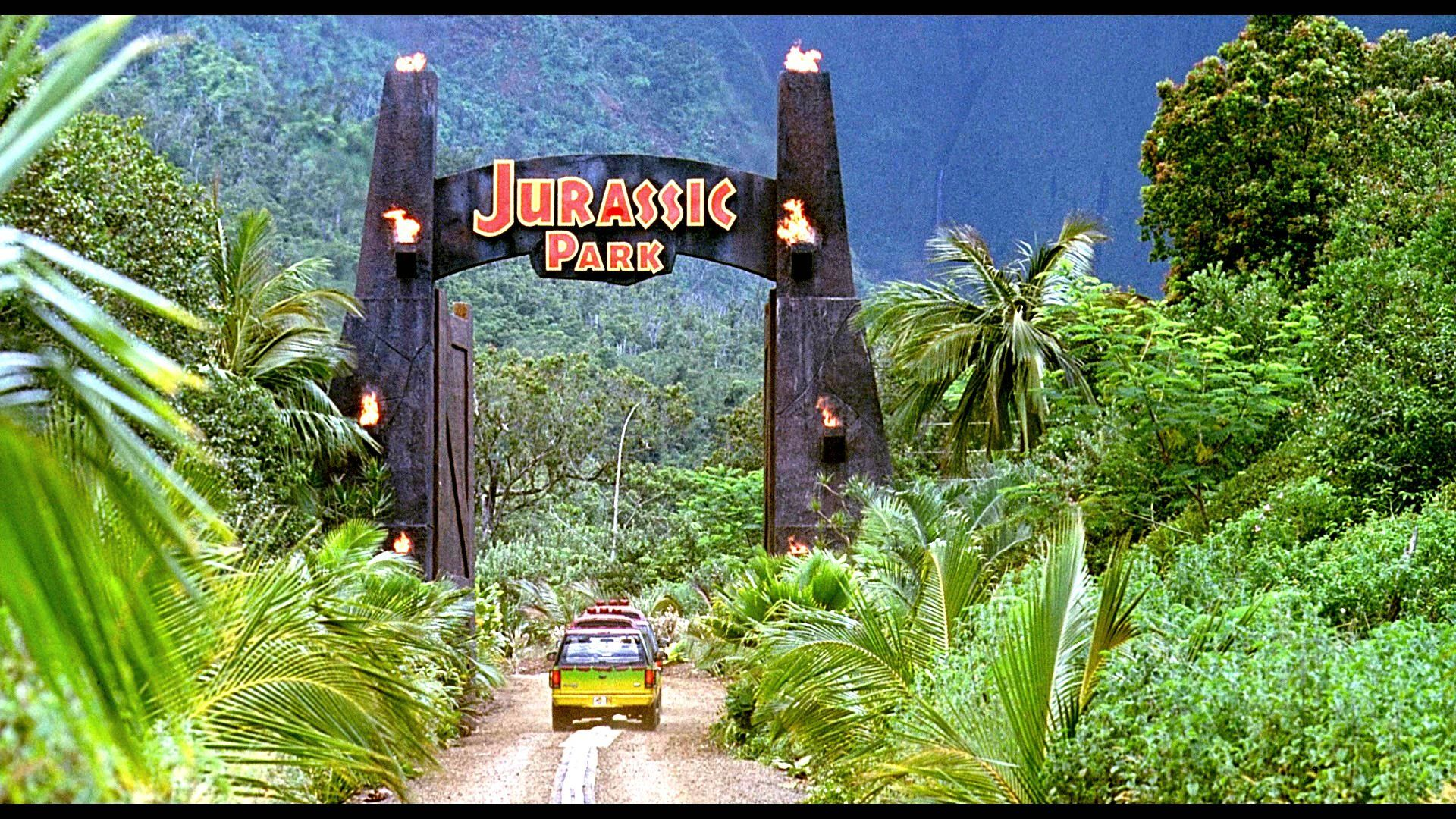Jurassic Park Wallpapers High Resolution For Desktop Wallpaper