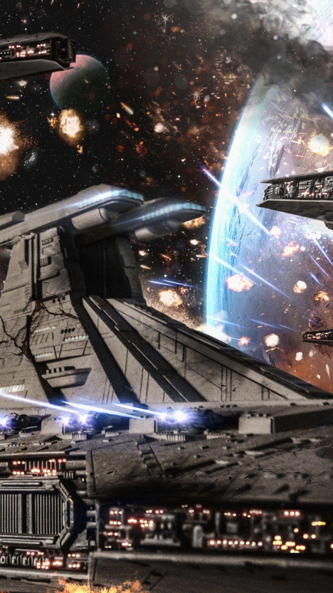 K Star Destroyer Iphone Plus