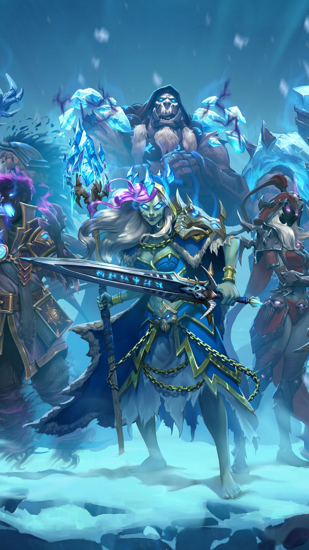 Knights Of The Frozen Throne K In Resolution