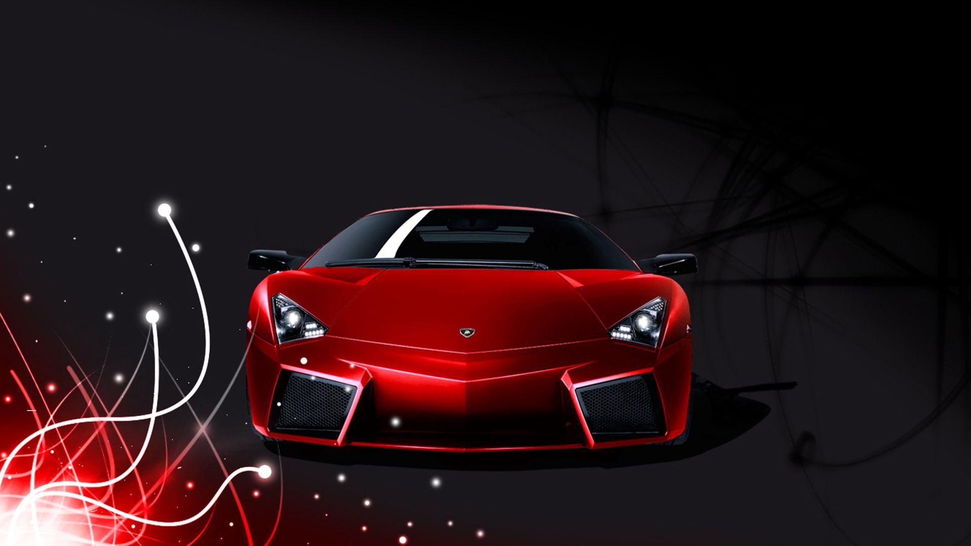 Lamborghini Red, Pictures Of Lambo Black Red