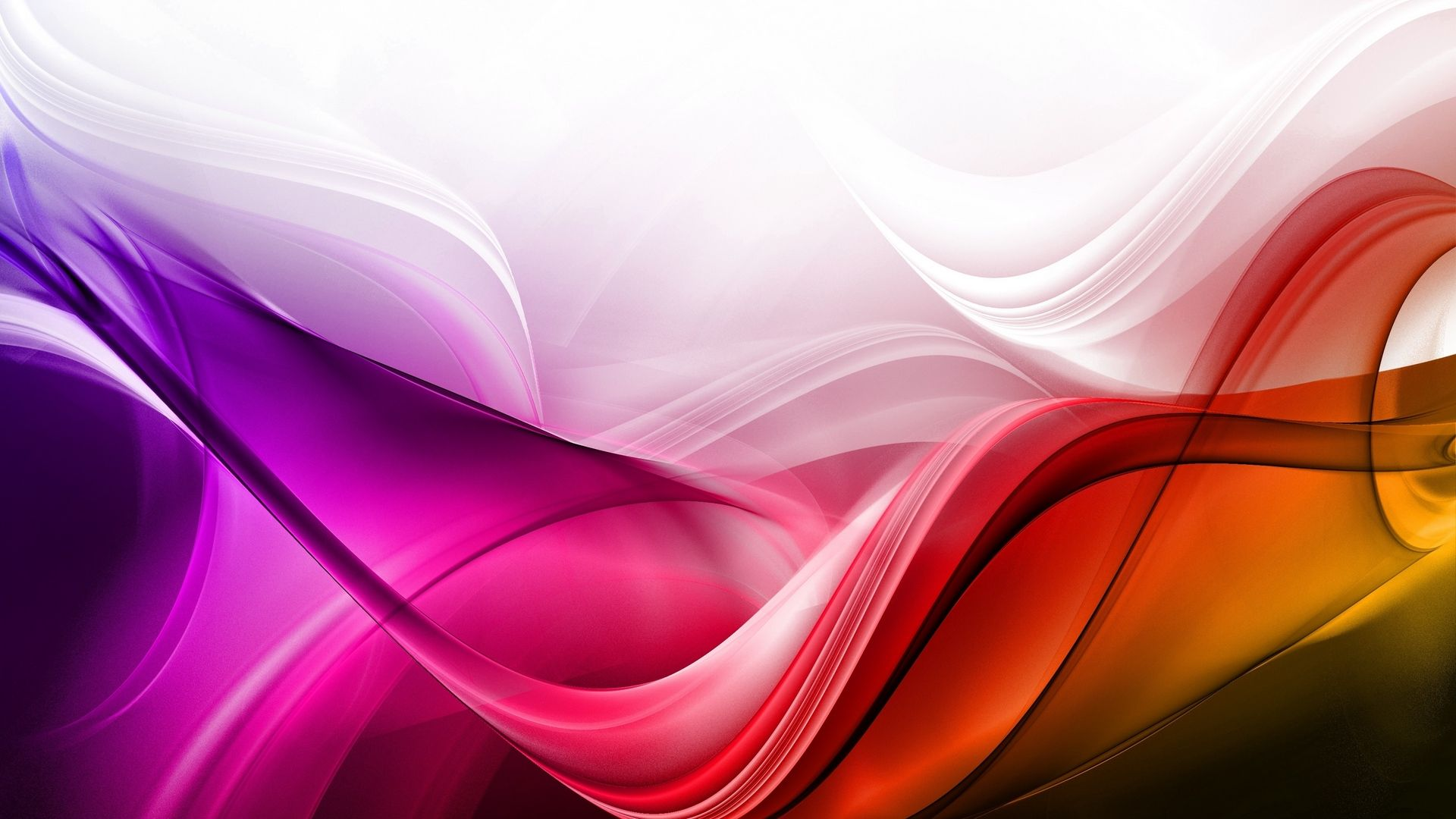 Lines Background Abstraction 4k With Flowing