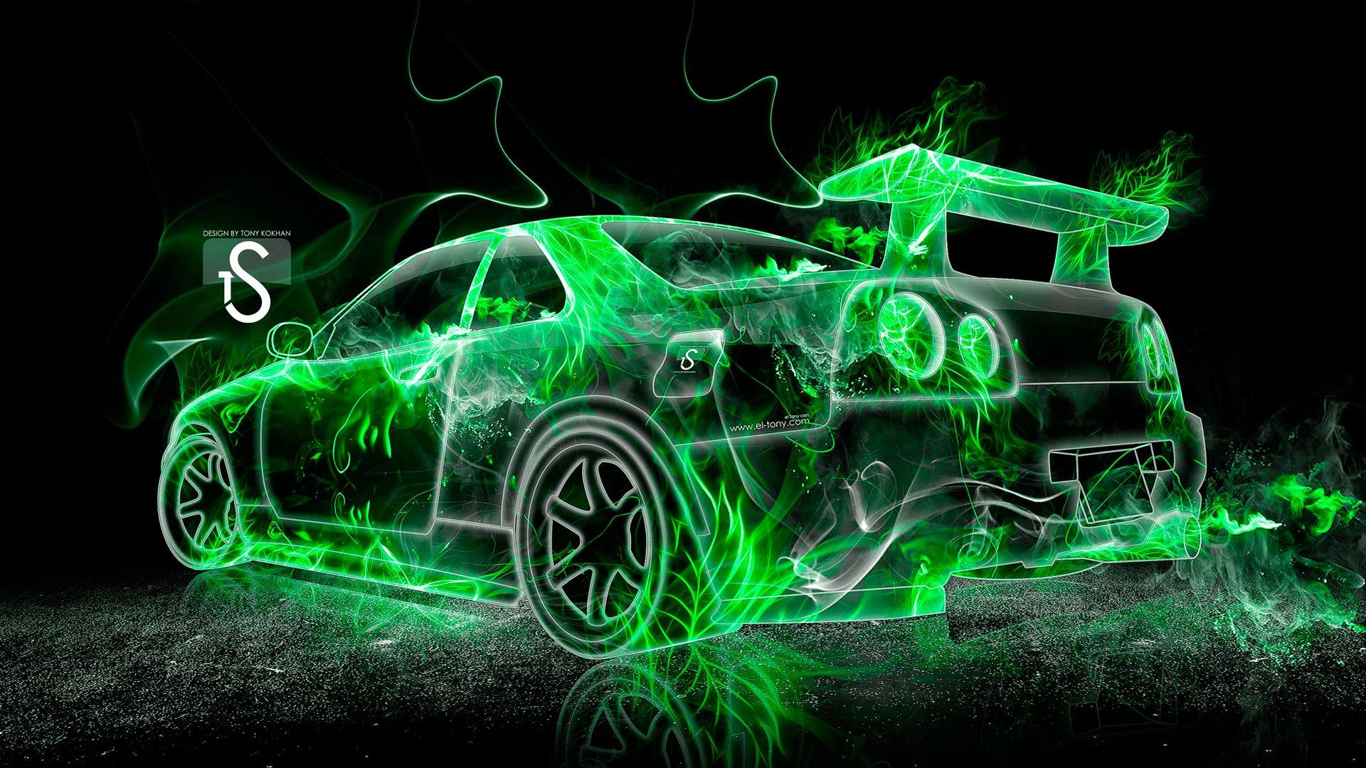 Live Wallpaper Cars, Tony Kokhan Chayzer