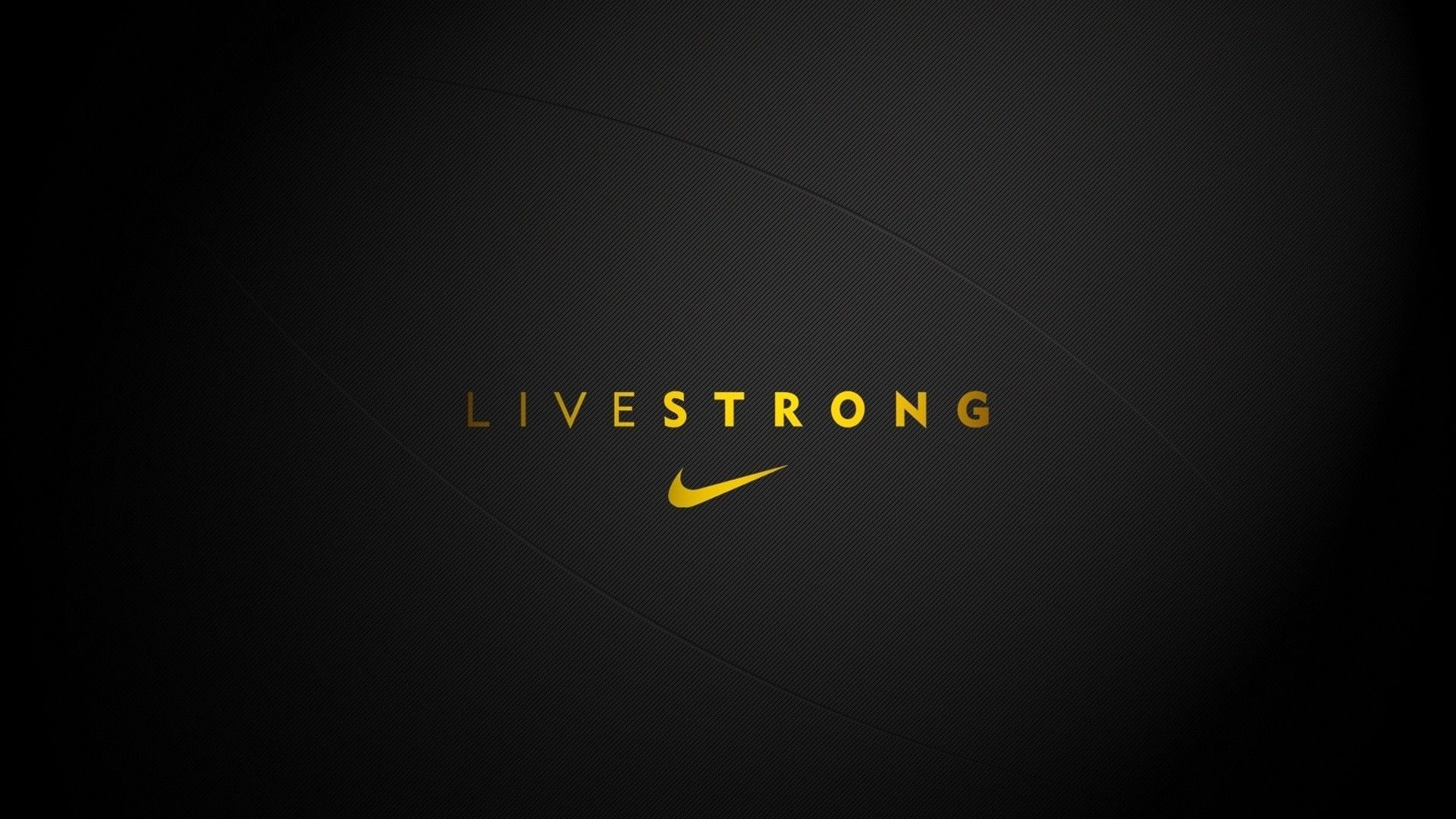 Logo Live Strong Wallpaper For Free